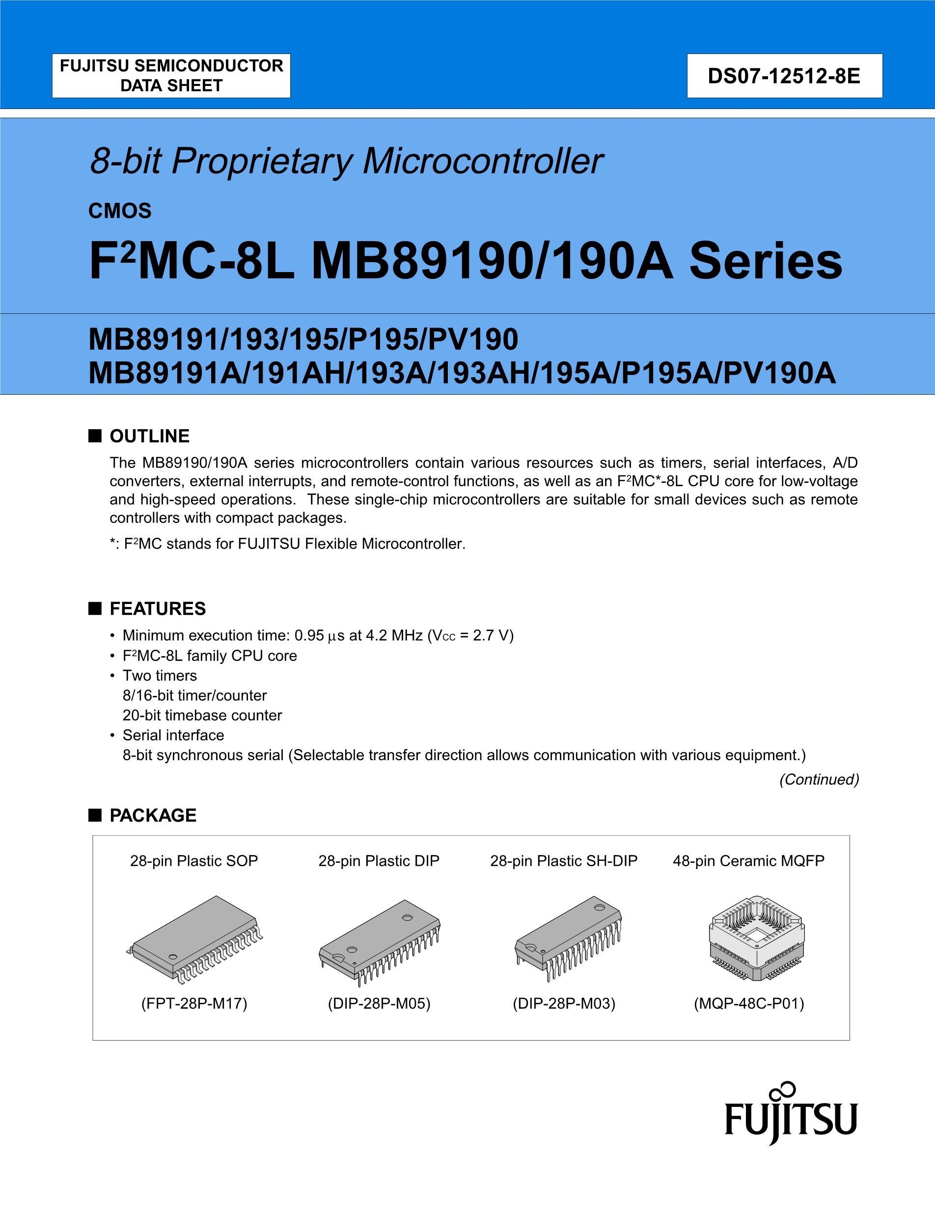 MB89615RPFM-G-1003-BND's pdf picture 1