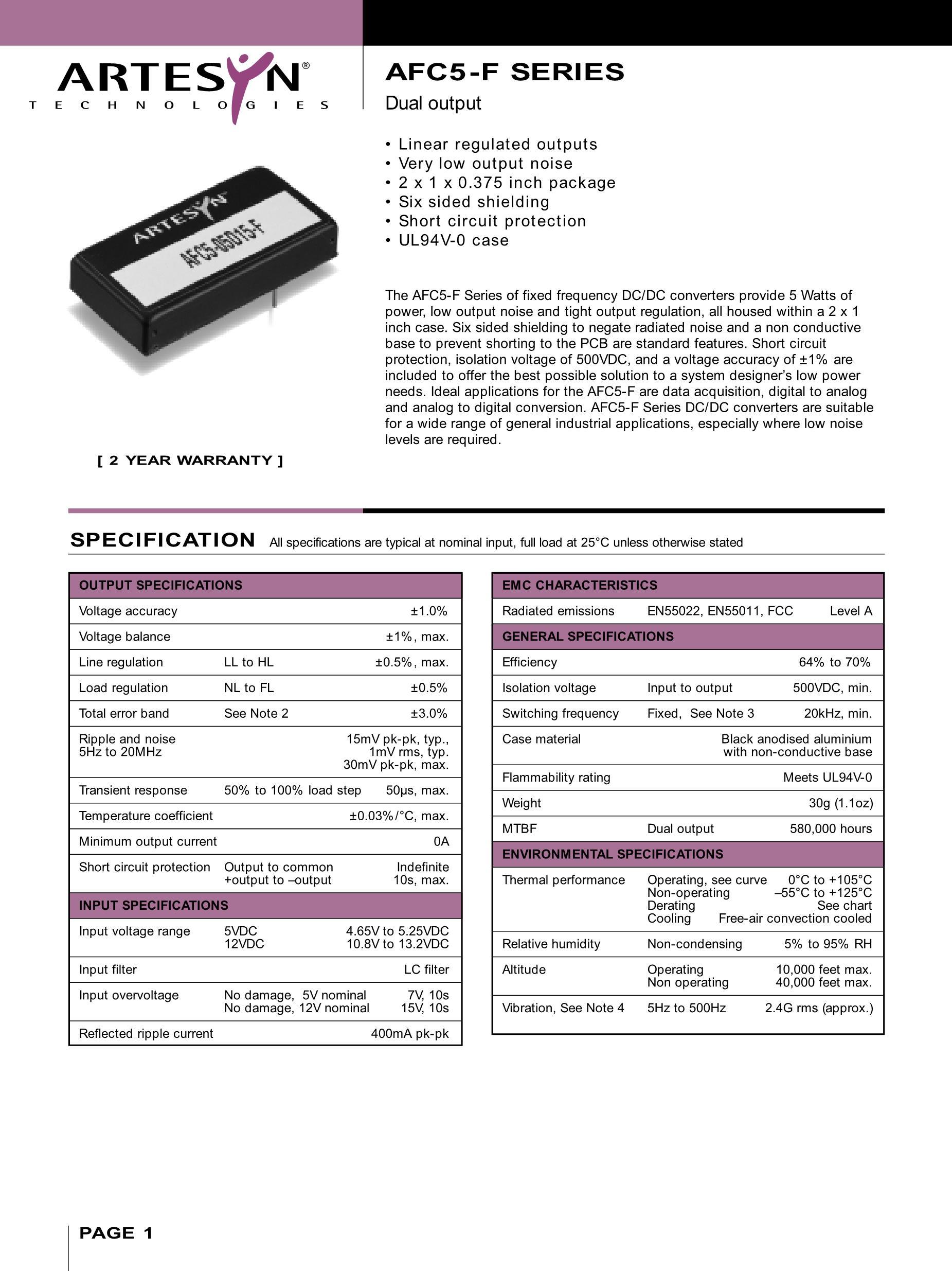 AFC5-12S05F's pdf picture 1