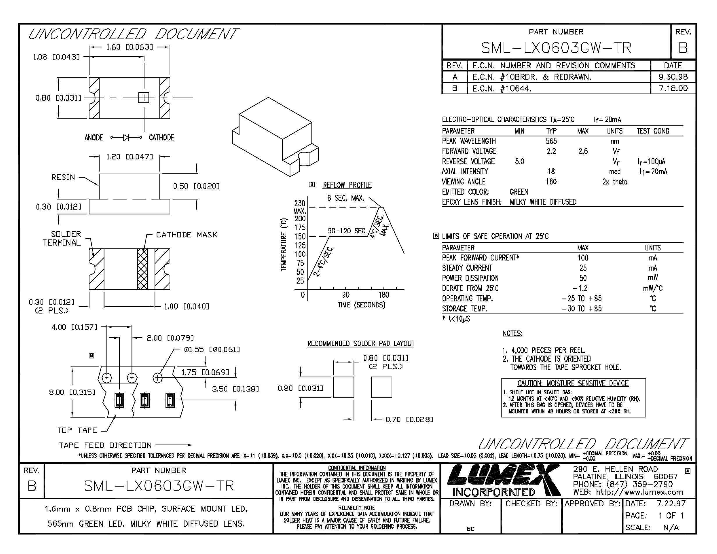 SML-310LTT86's pdf picture 1