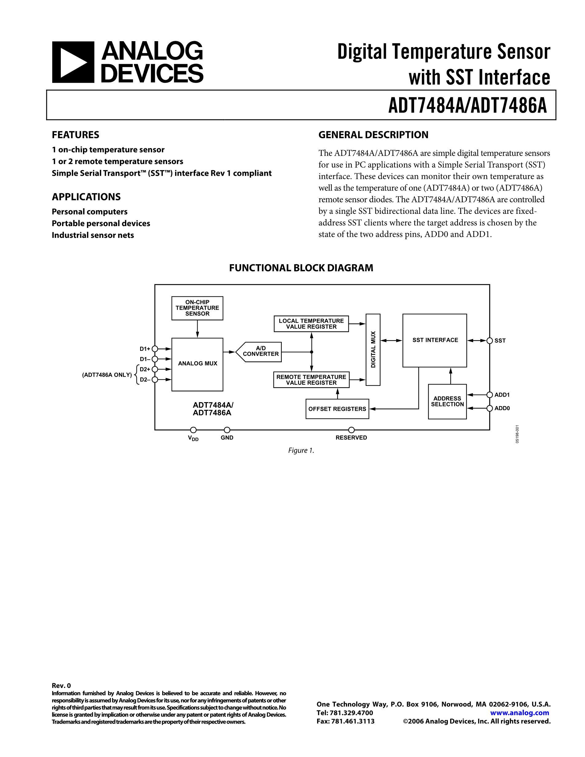 ADT7467ARQZ-R7's pdf picture 1