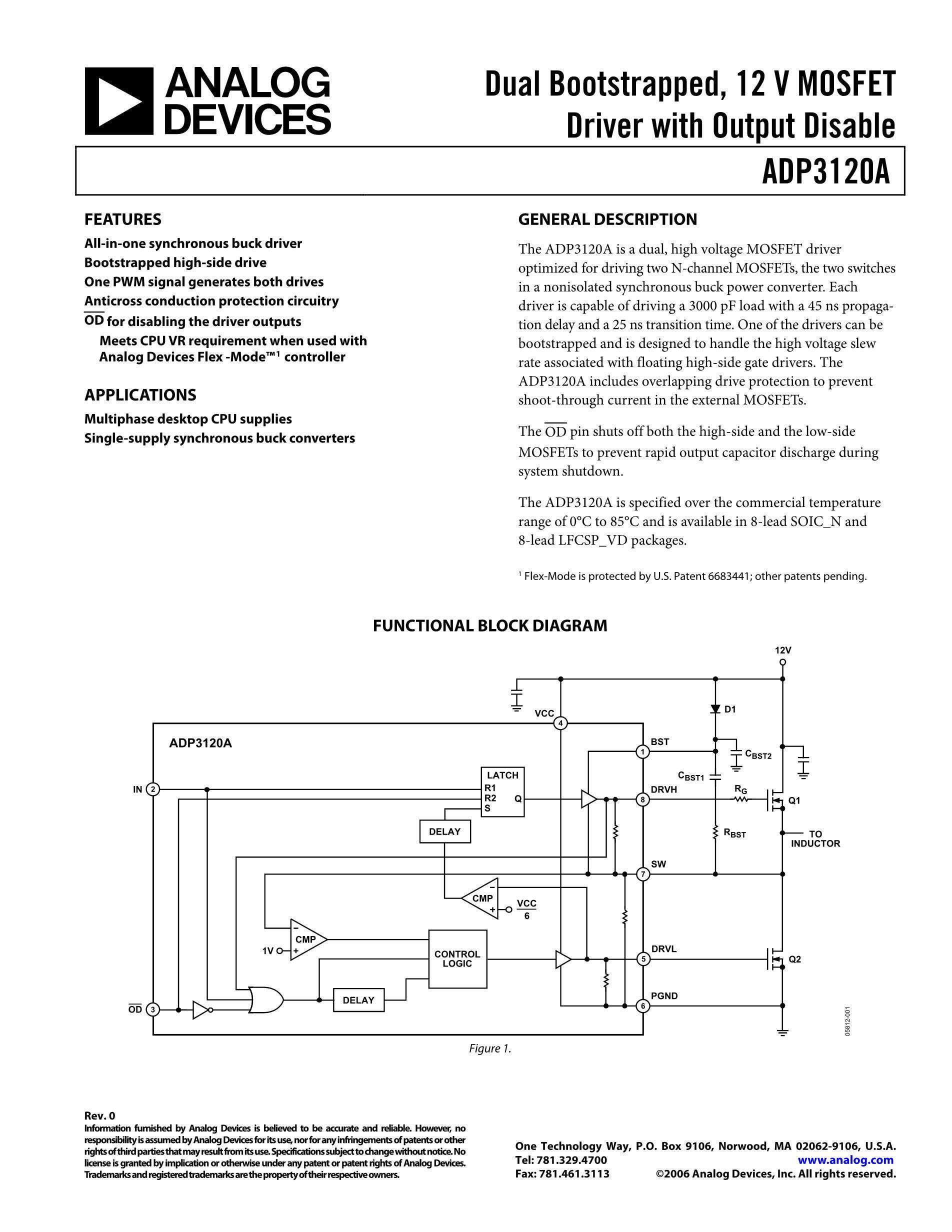 ADP3630ARZ-R7's pdf picture 1