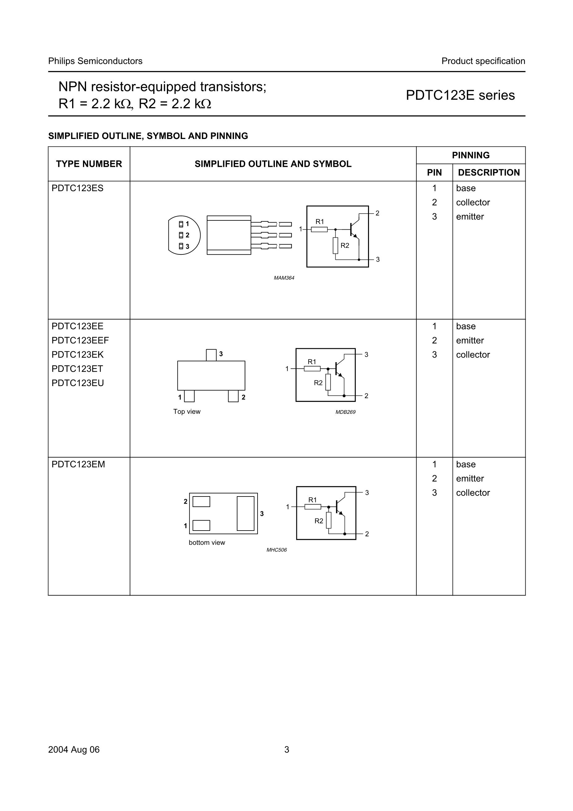 PDTC114WUA's pdf picture 3