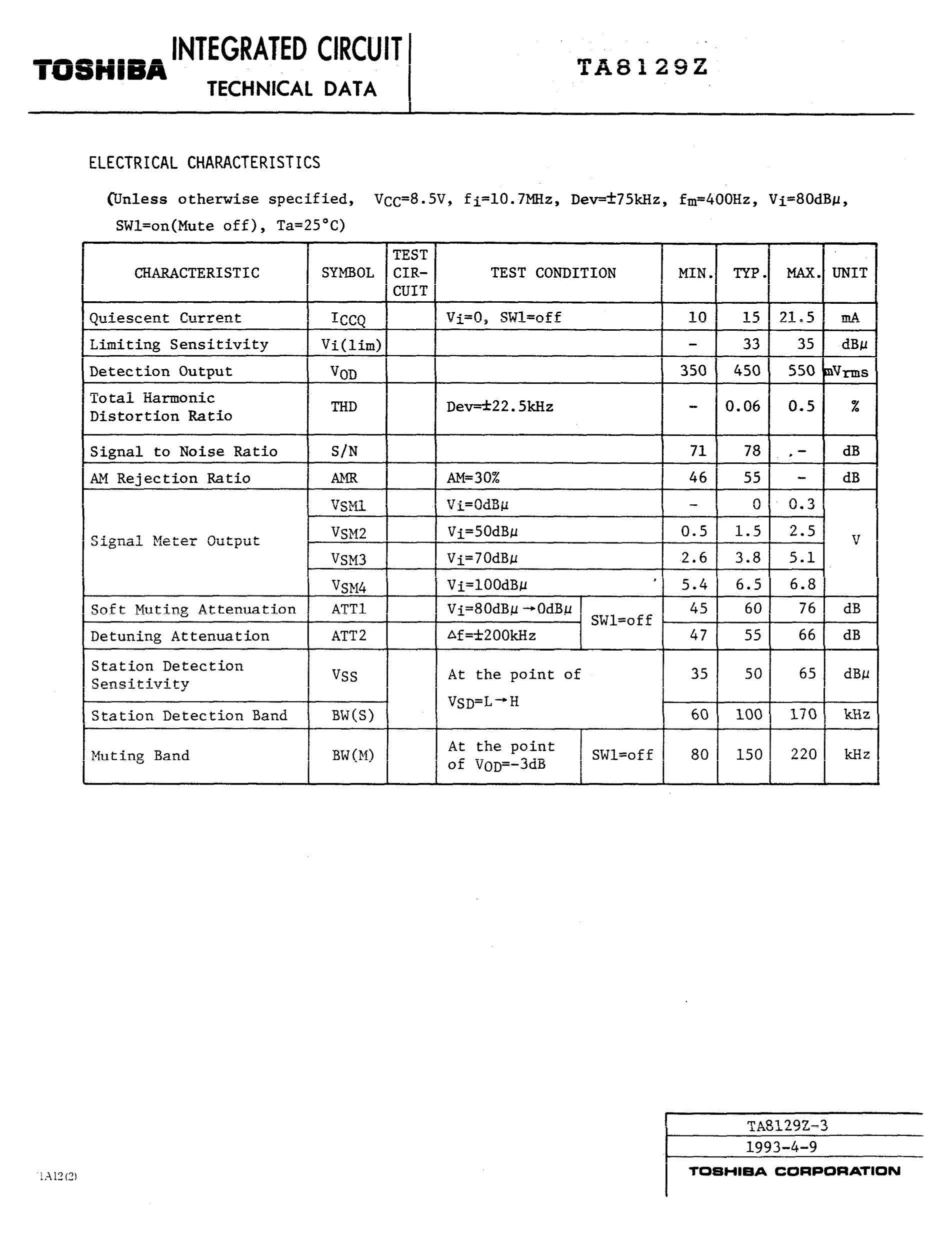TA8164's pdf picture 3