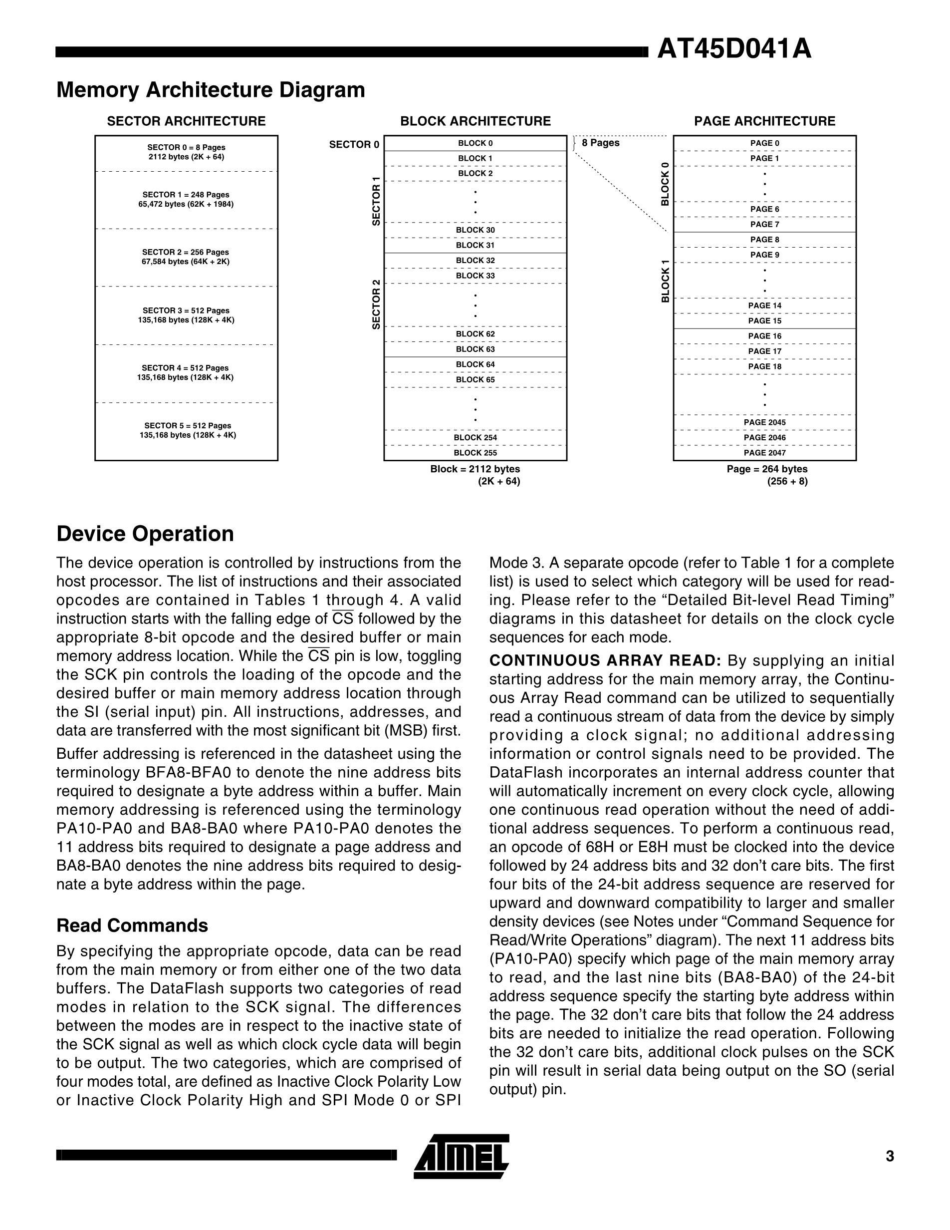 AT45DB321D-MU-2.5-SL383's pdf picture 3