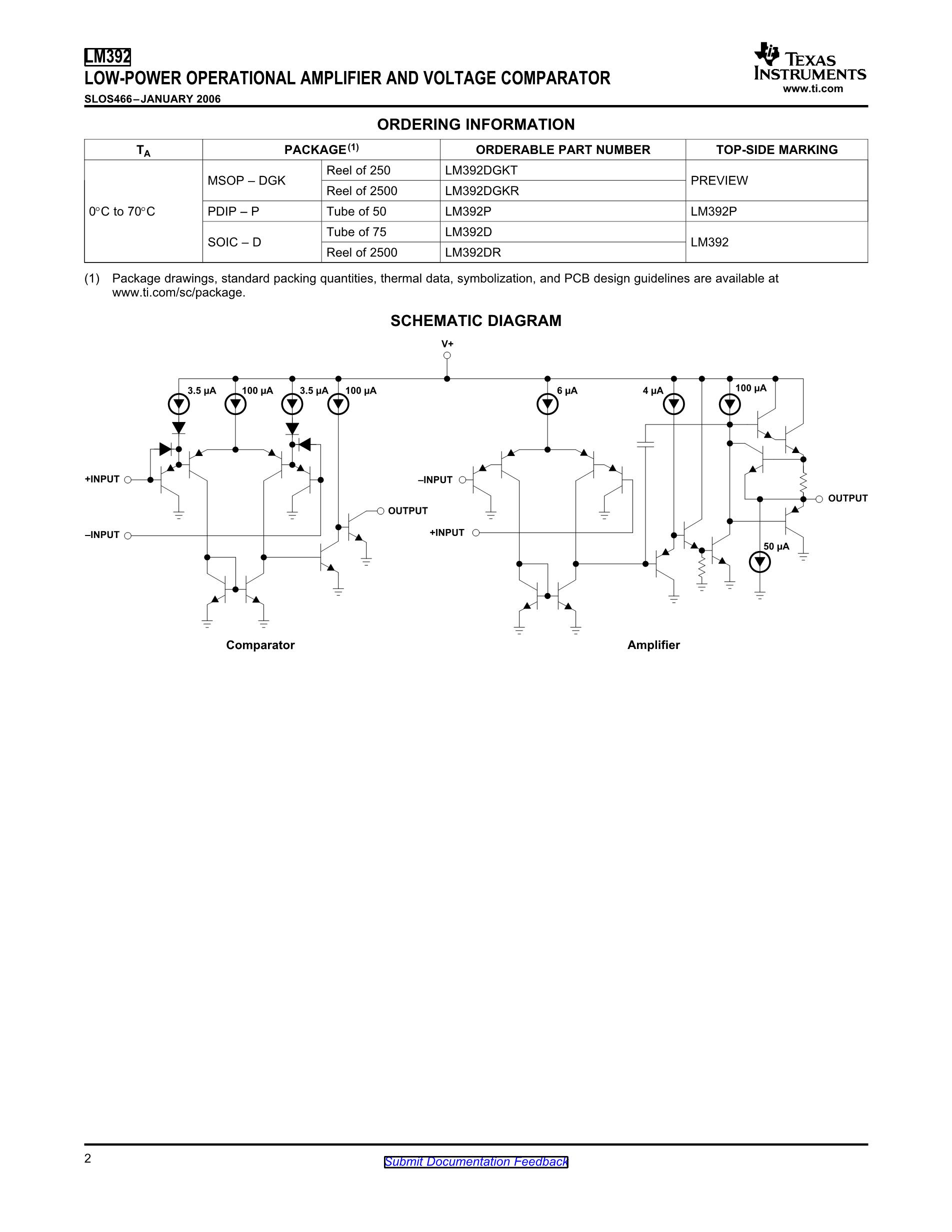 LM392's pdf picture 2