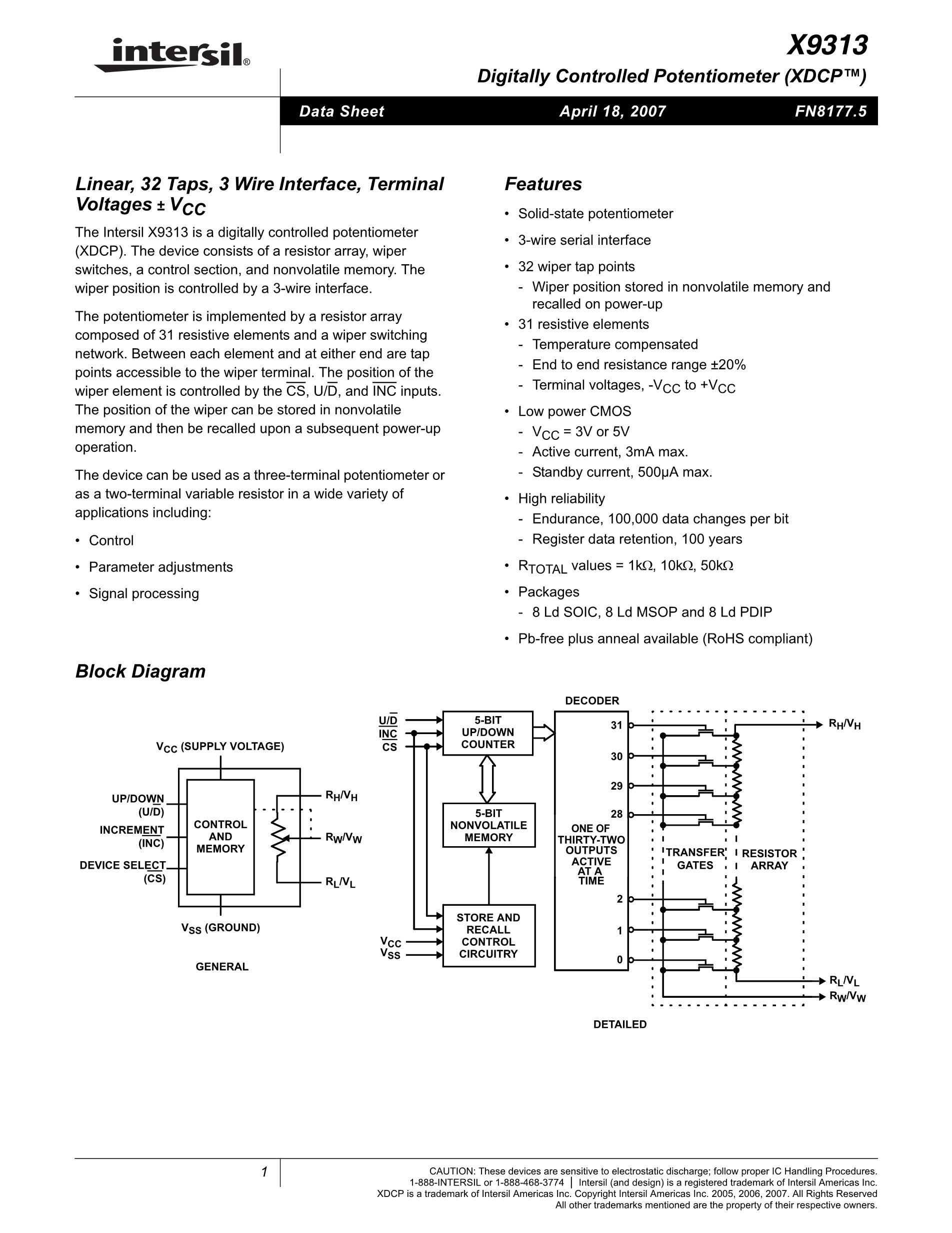X9317TS8Z-2.7T1's pdf picture 1