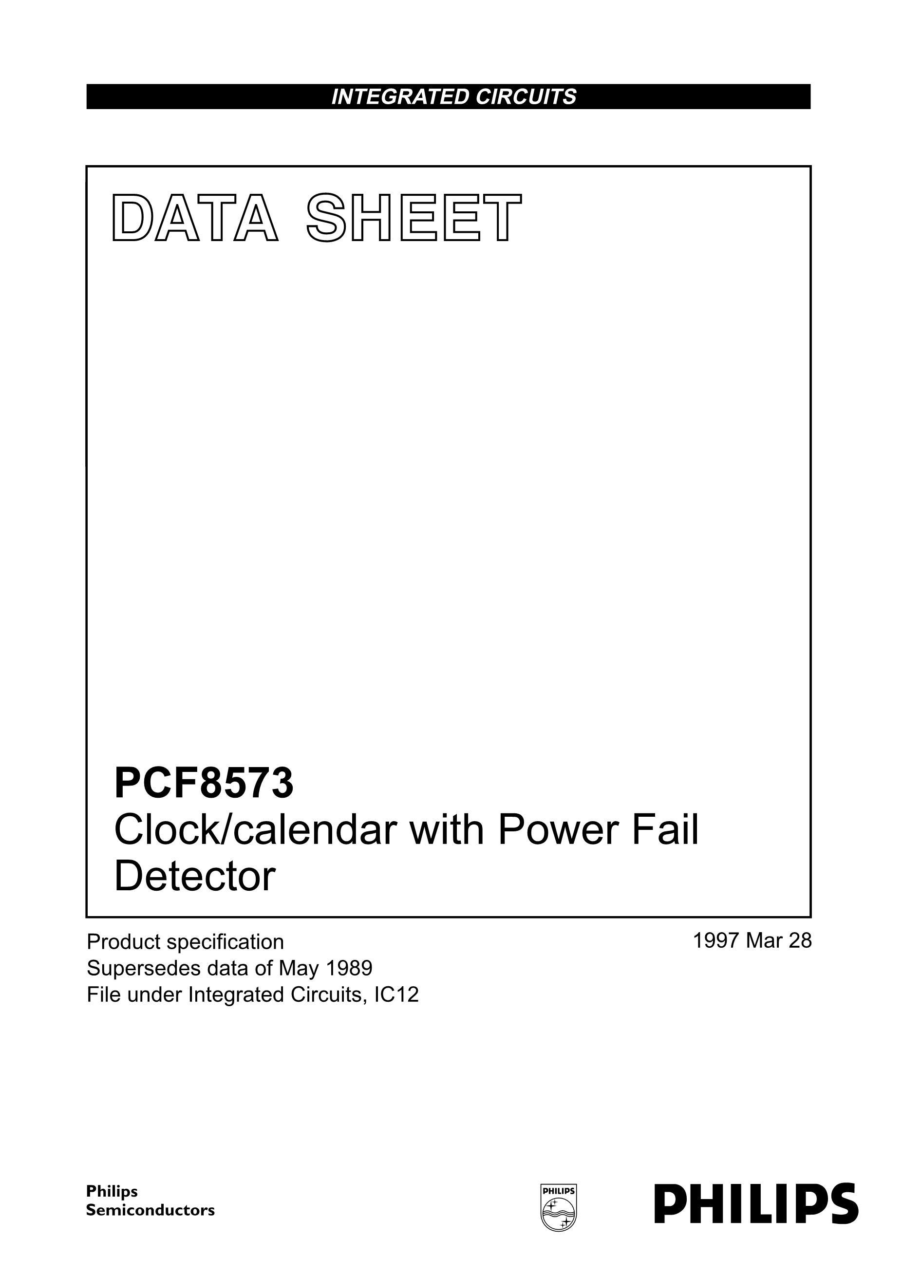 PCF8573's pdf picture 1