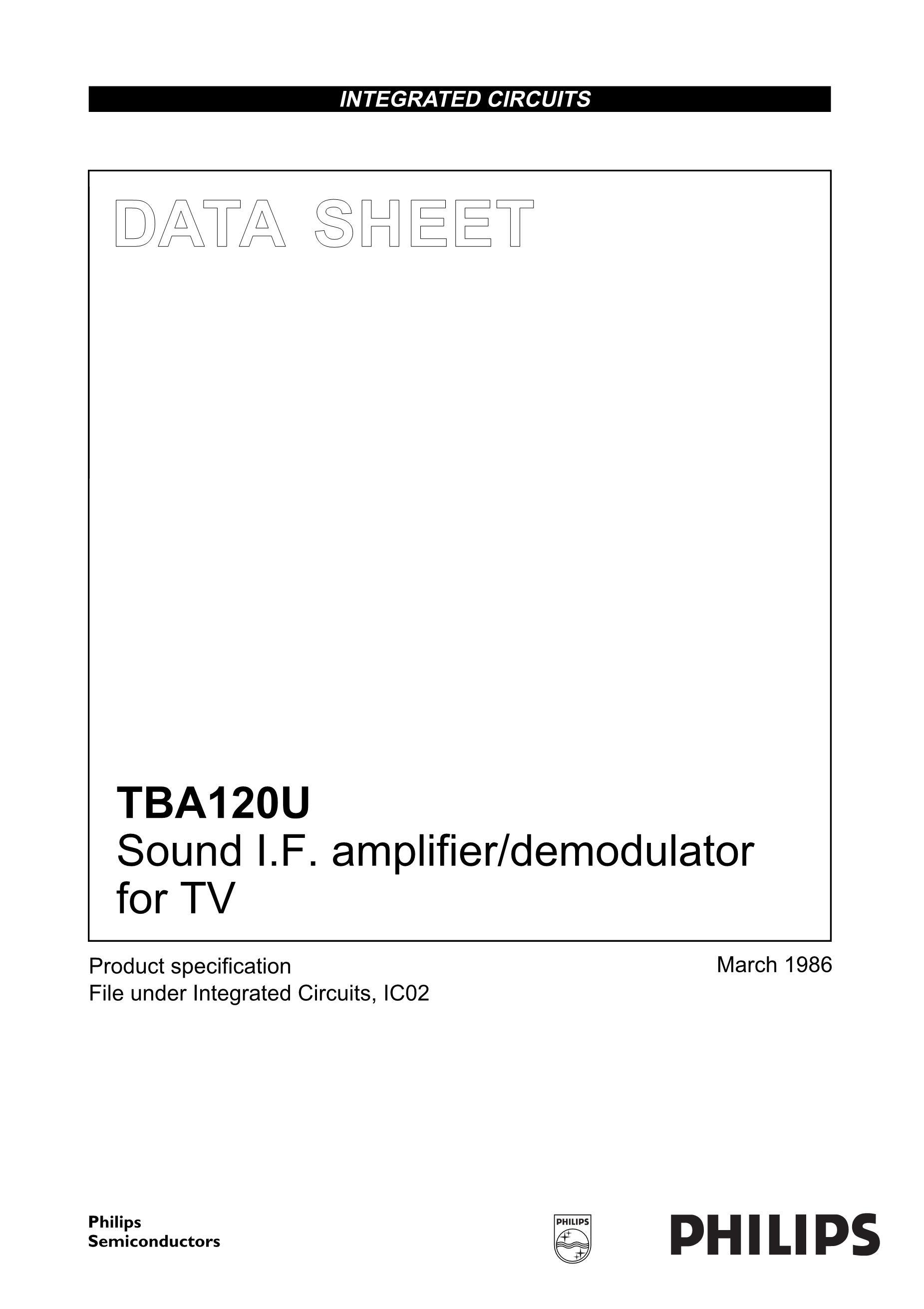 TBA1306's pdf picture 1