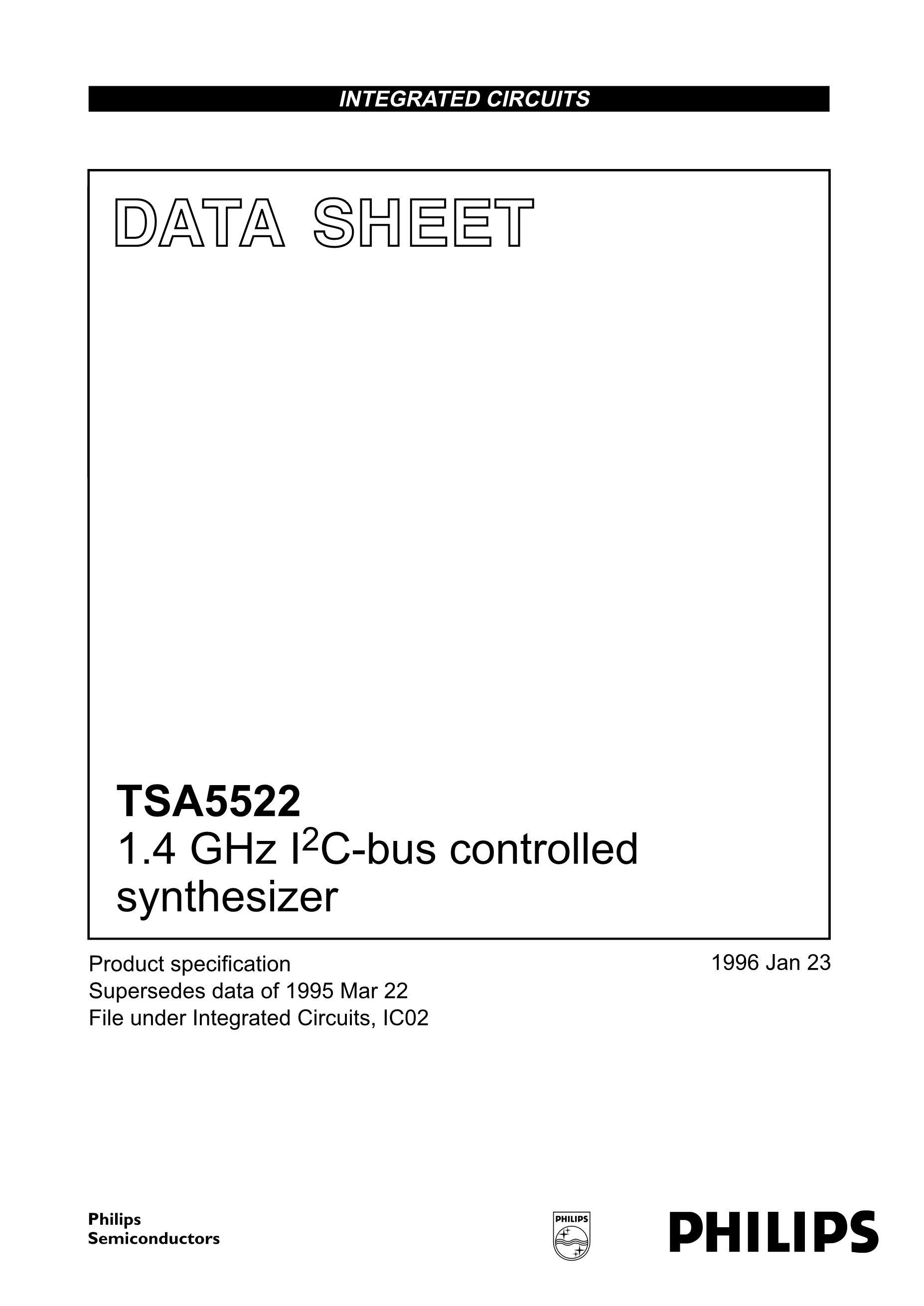 TSA5511's pdf picture 1