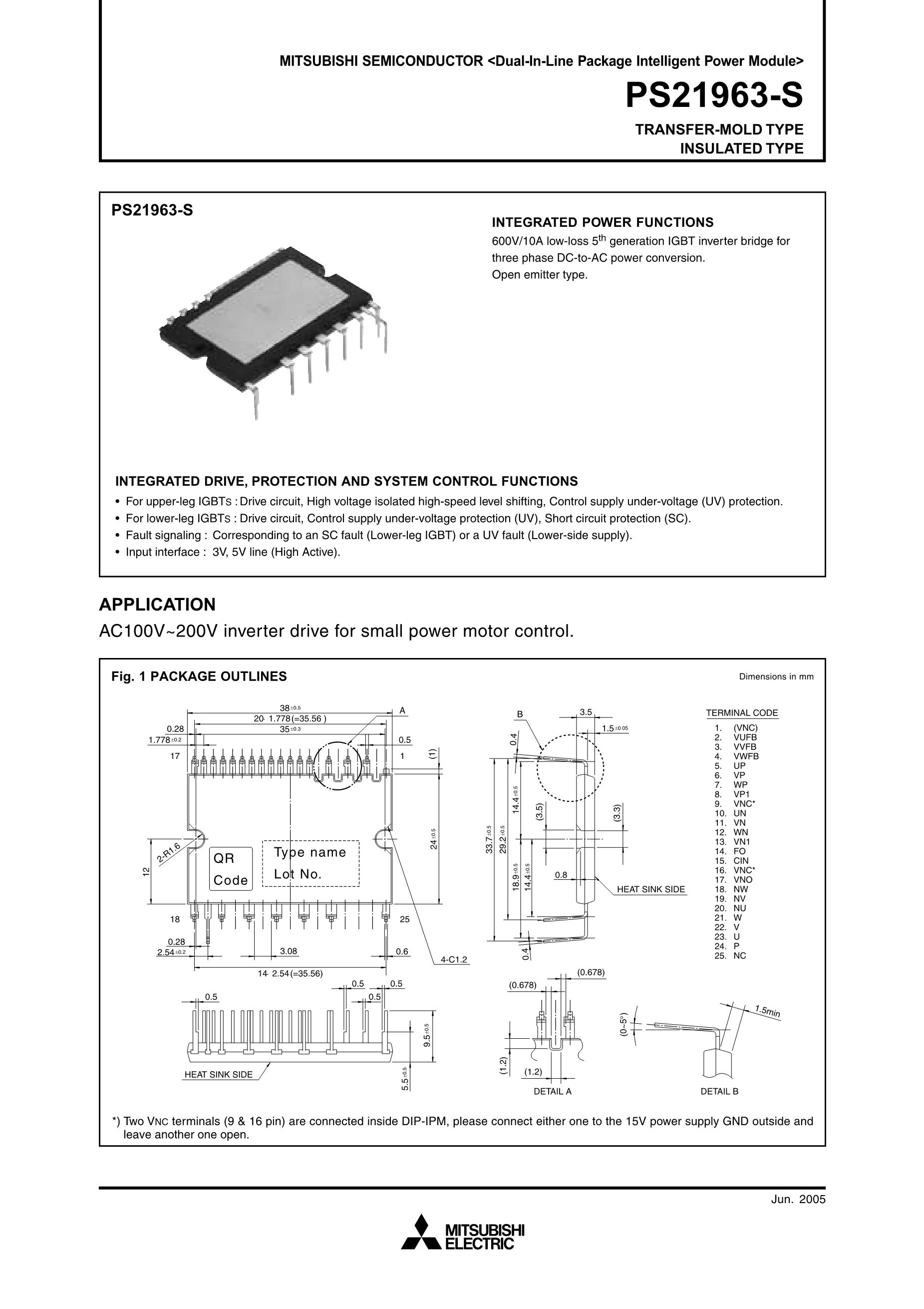 PS21963-AT's pdf picture 1