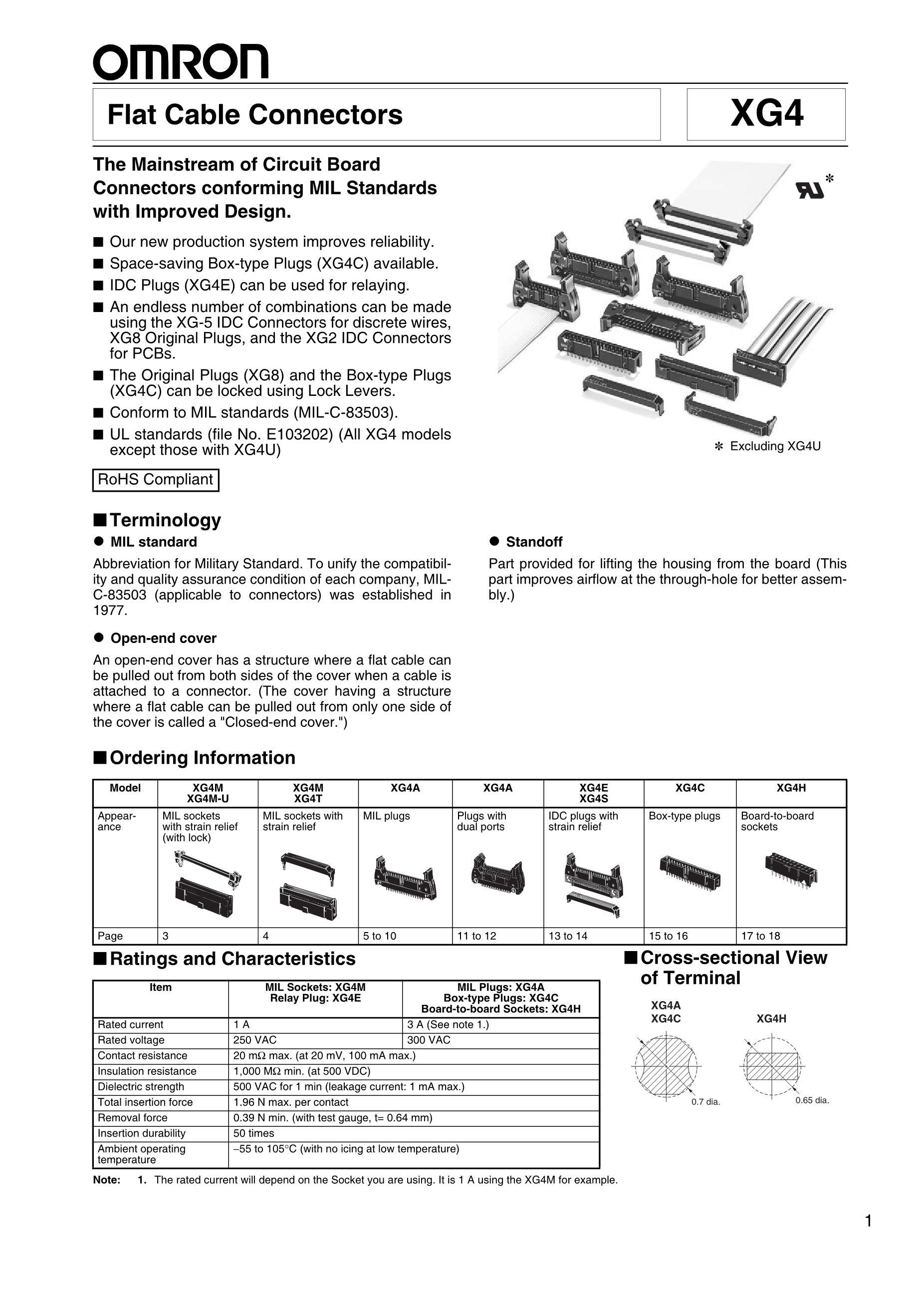 omron plc CP1L-M60DT-D's pdf picture 1