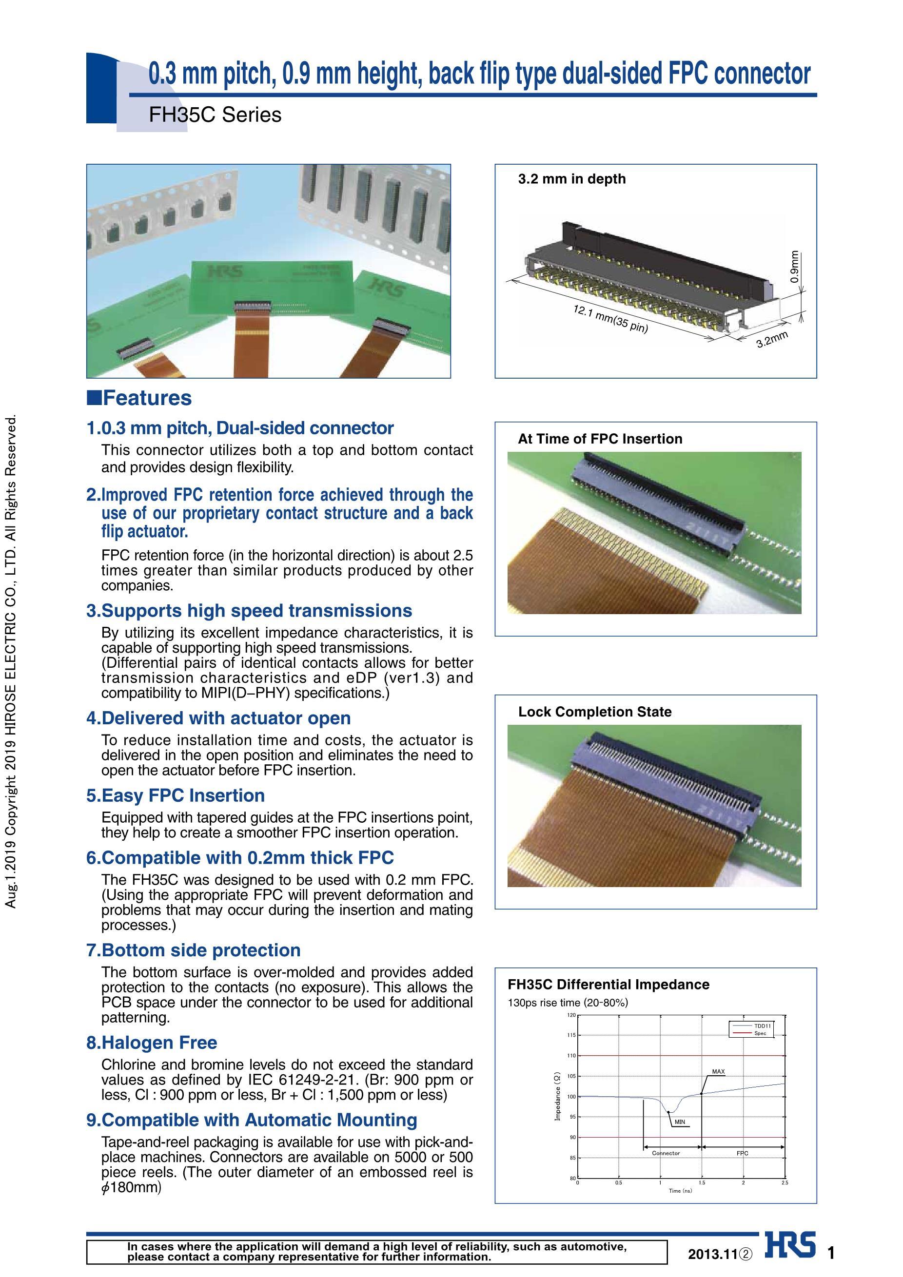 S-35190A-J8T1G's pdf picture 1