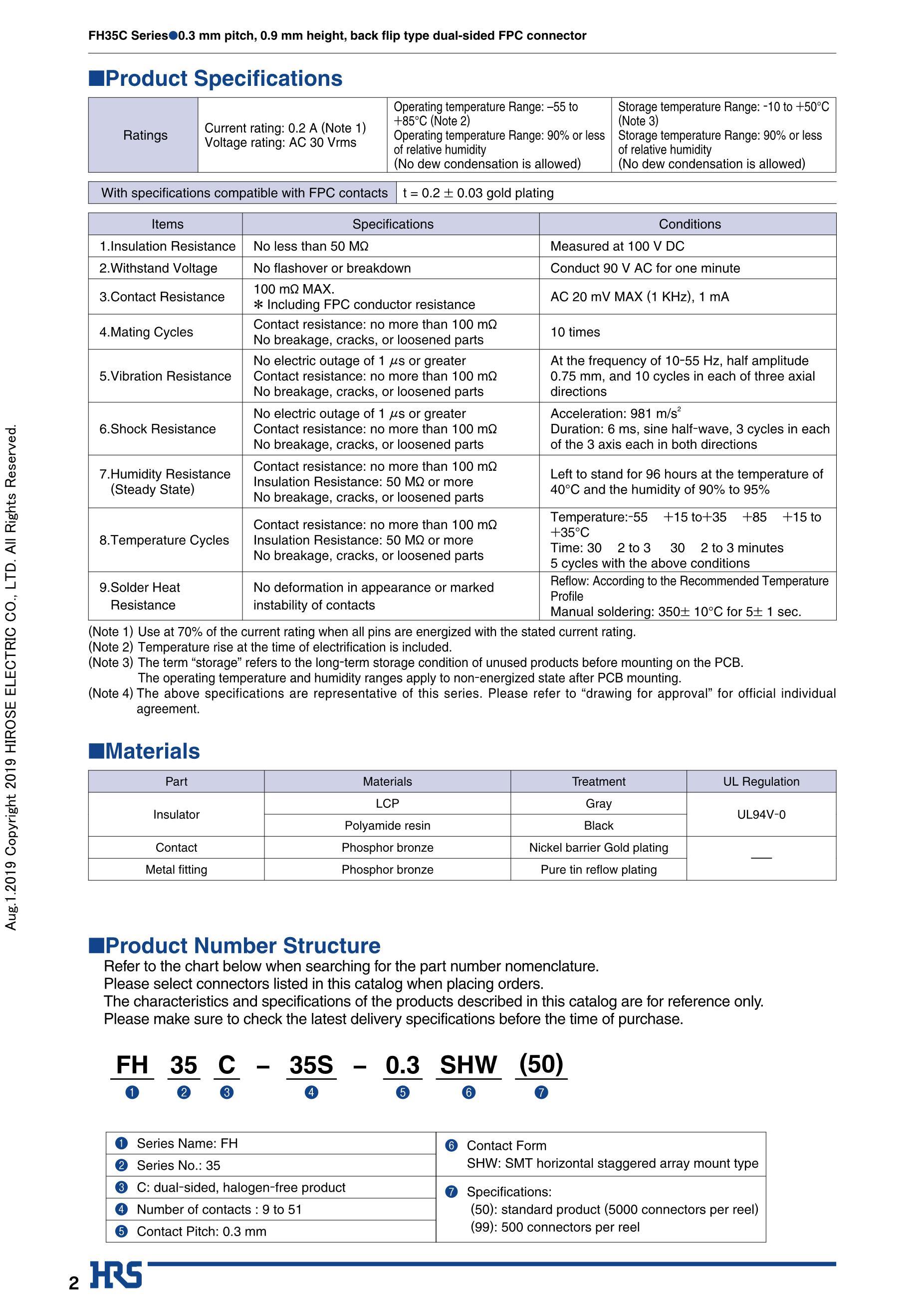 S-35190A-J8T1G's pdf picture 2