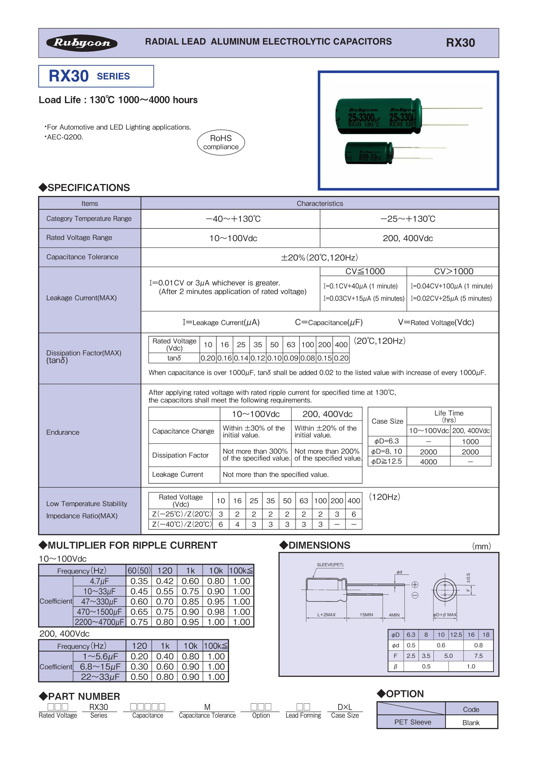 RX-8803LC:UB6 PURE SN's pdf picture 1