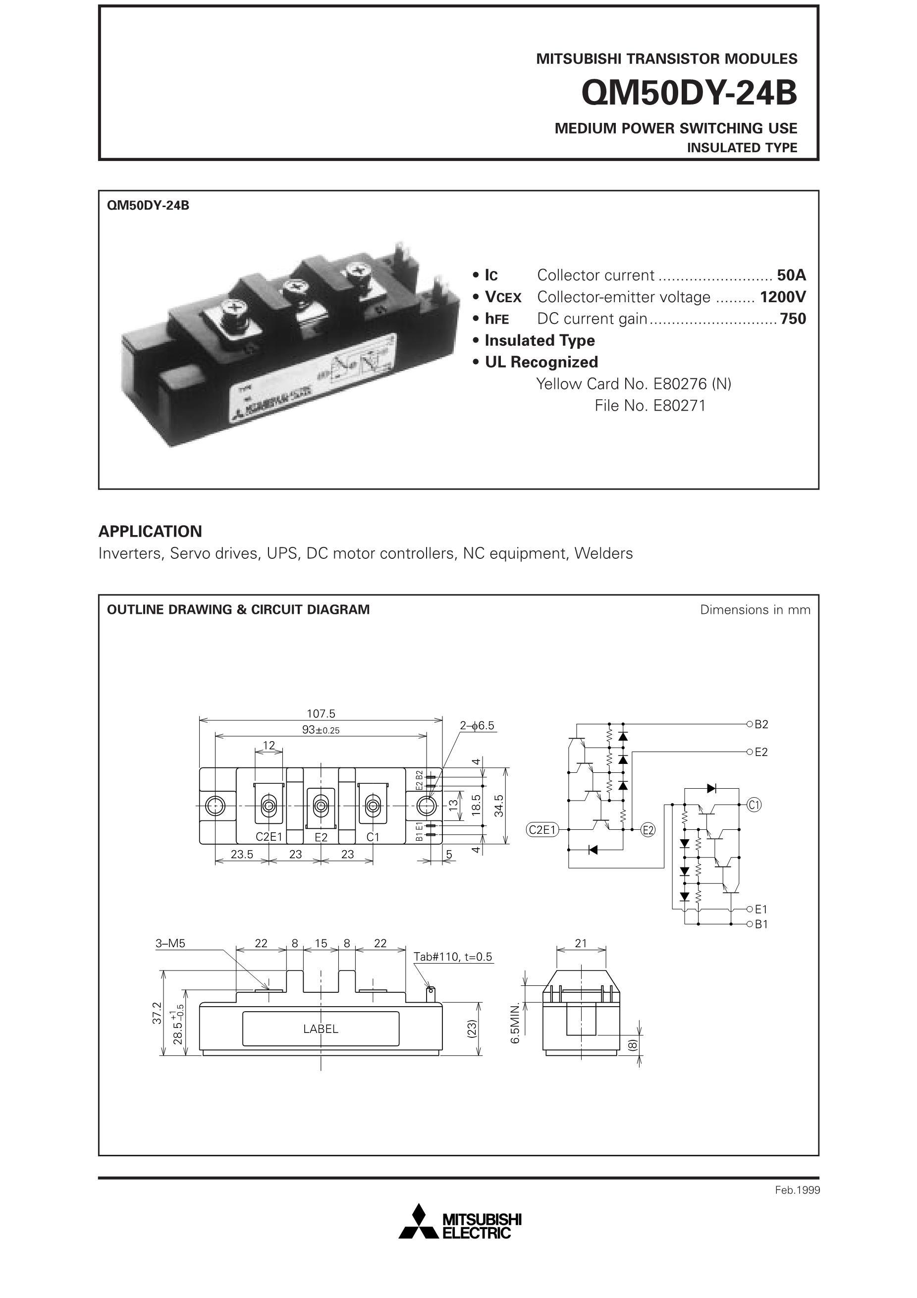 QM50E3Y-24's pdf picture 1