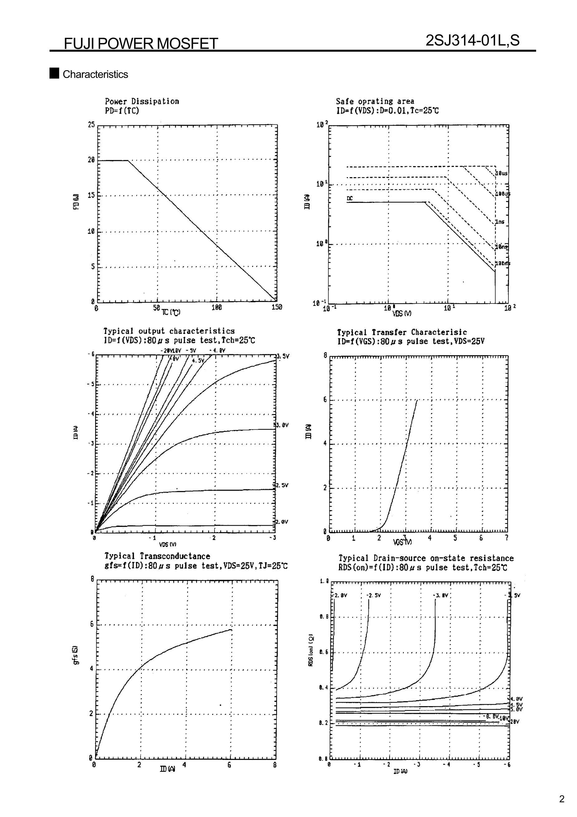 2SJ399's pdf picture 2