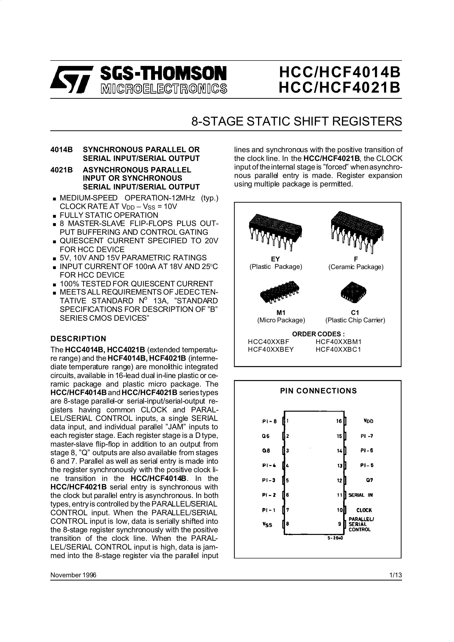 HCF4022BM1's pdf picture 1