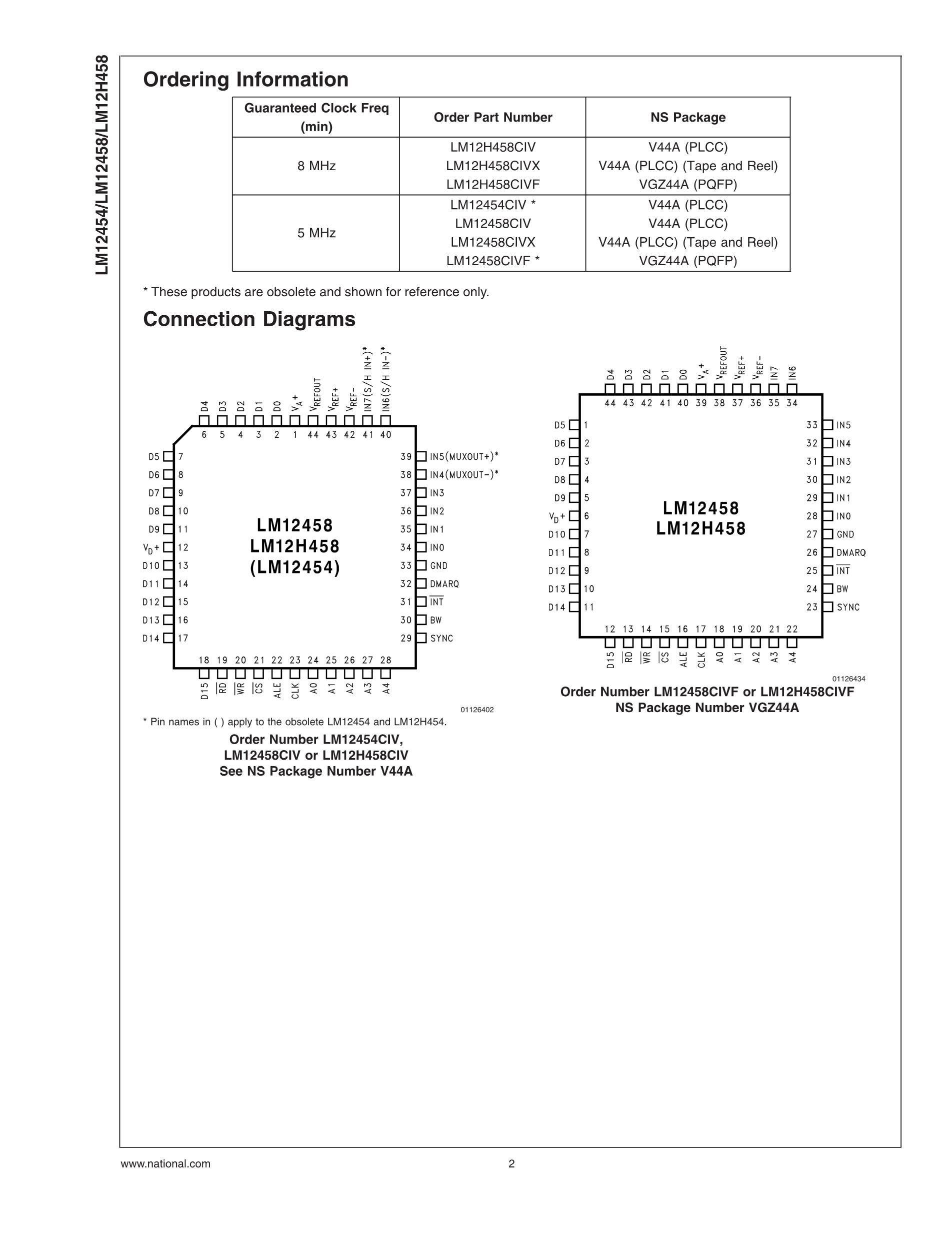 LM1267NA/NOPB's pdf picture 2