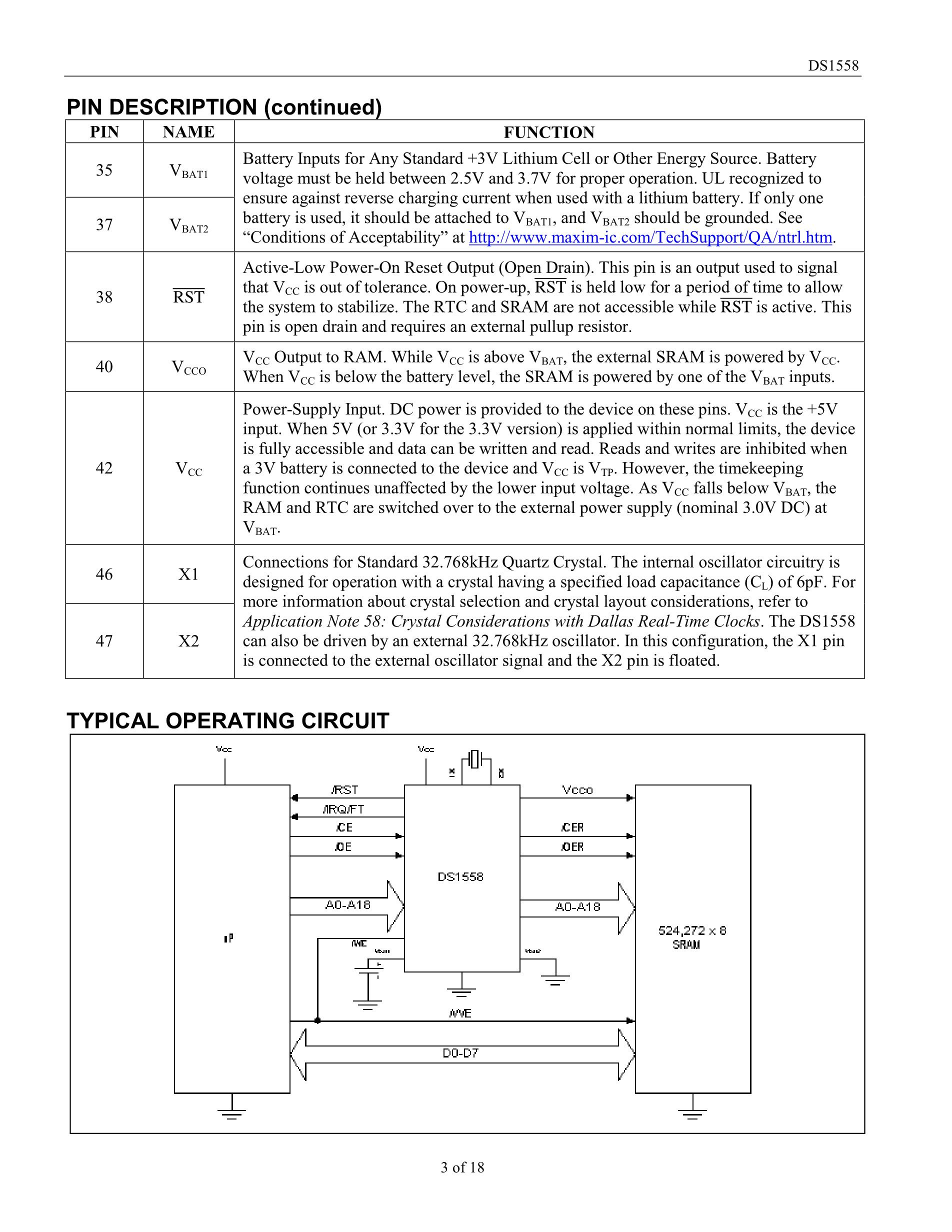 DS1554WP-120IND's pdf picture 3