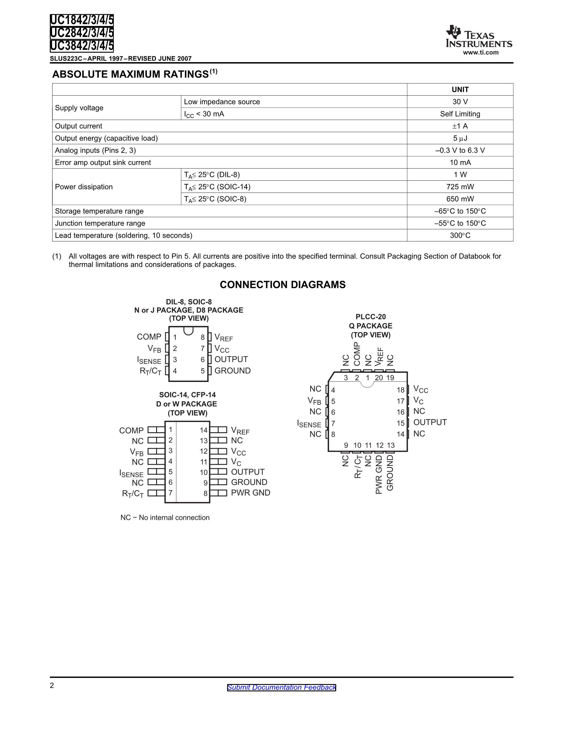 UC2834QTR's pdf picture 2