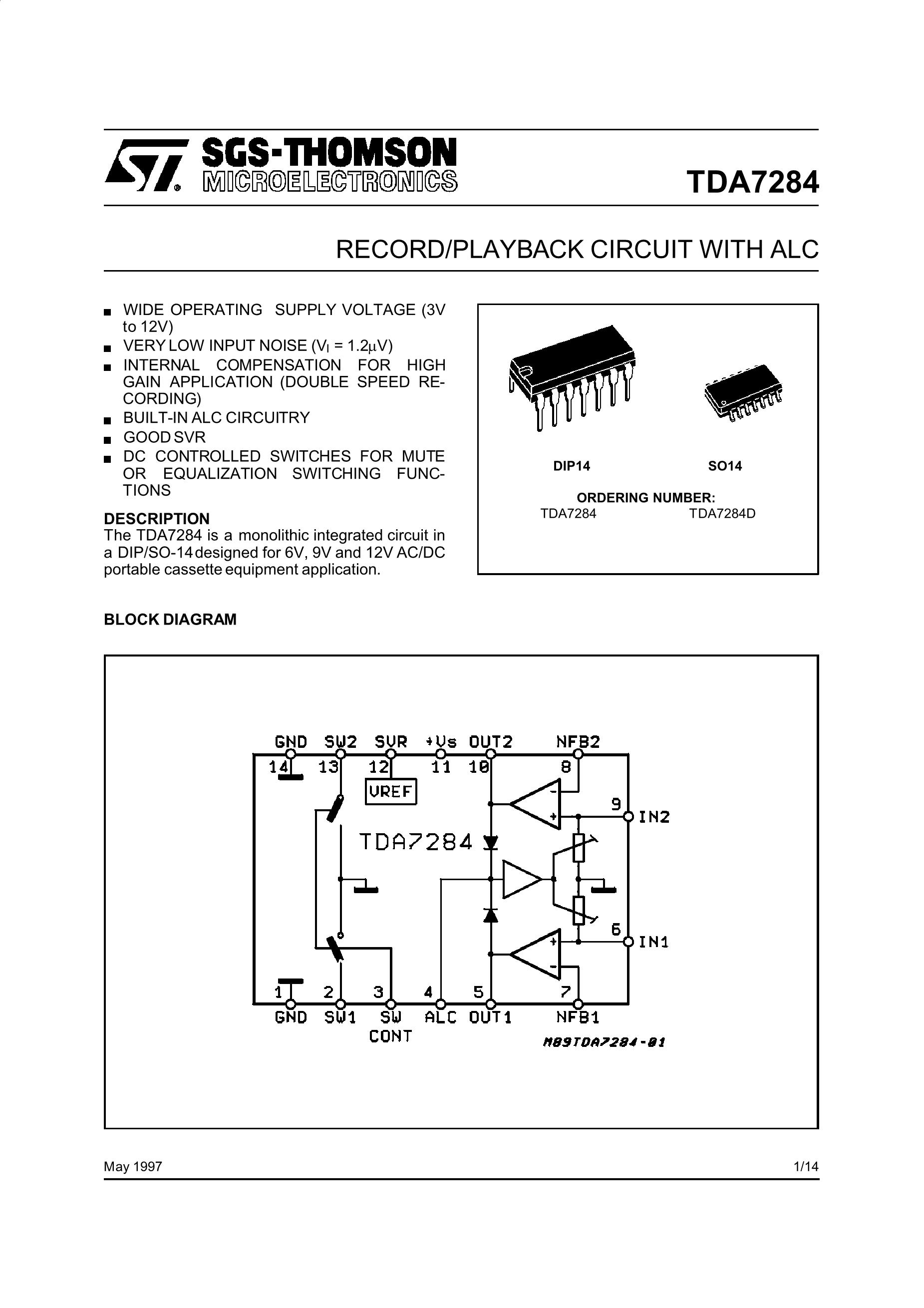 72841L15TF8's pdf picture 1