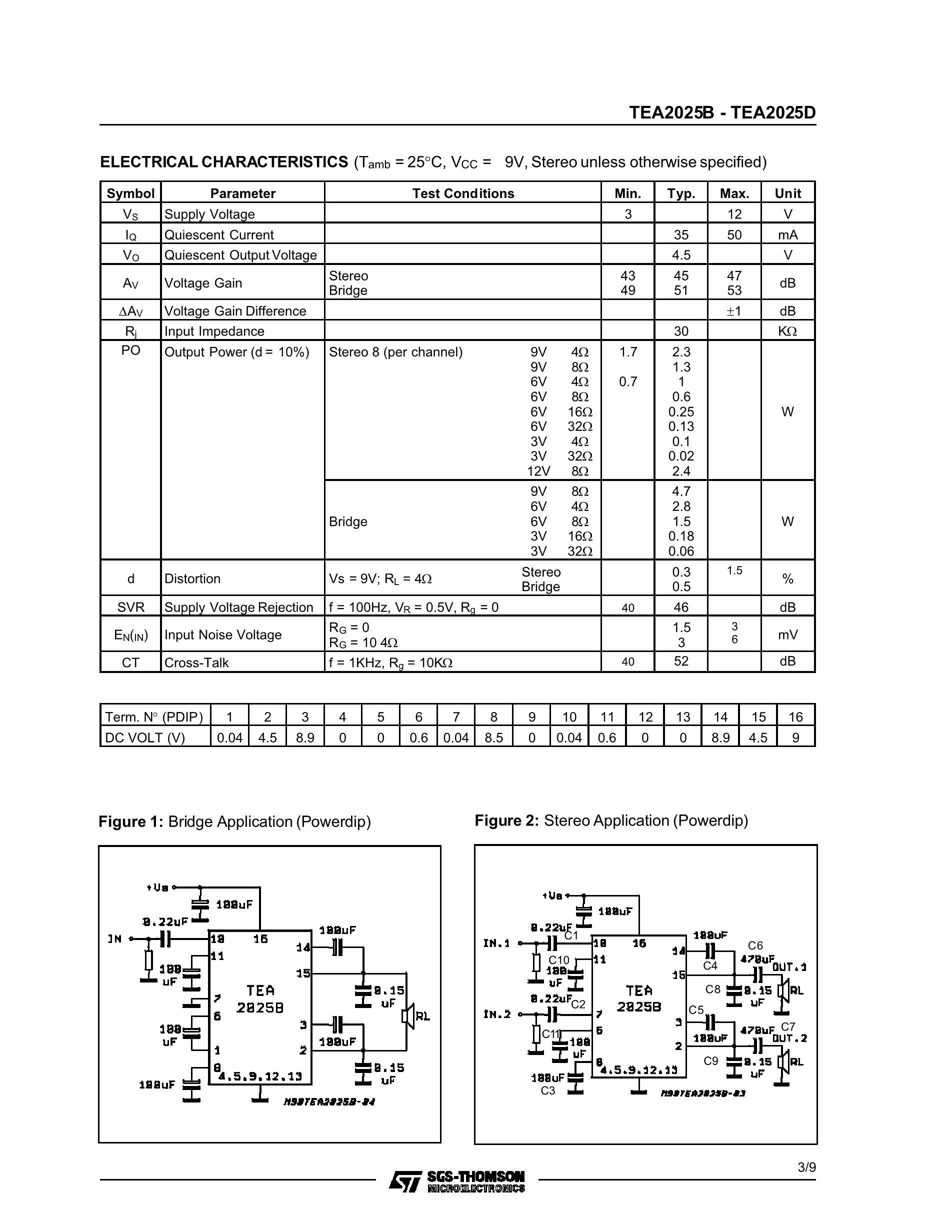 TEA2031A's pdf picture 3