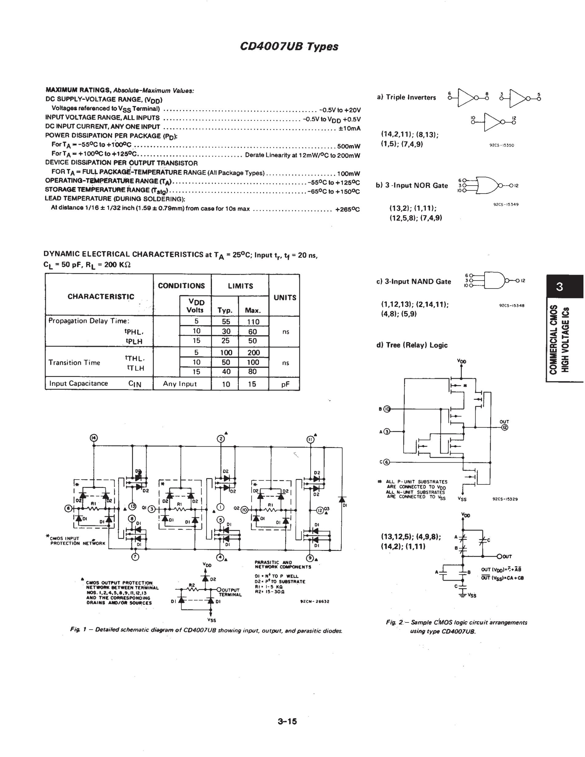 CD4066BCM /BT's pdf picture 2