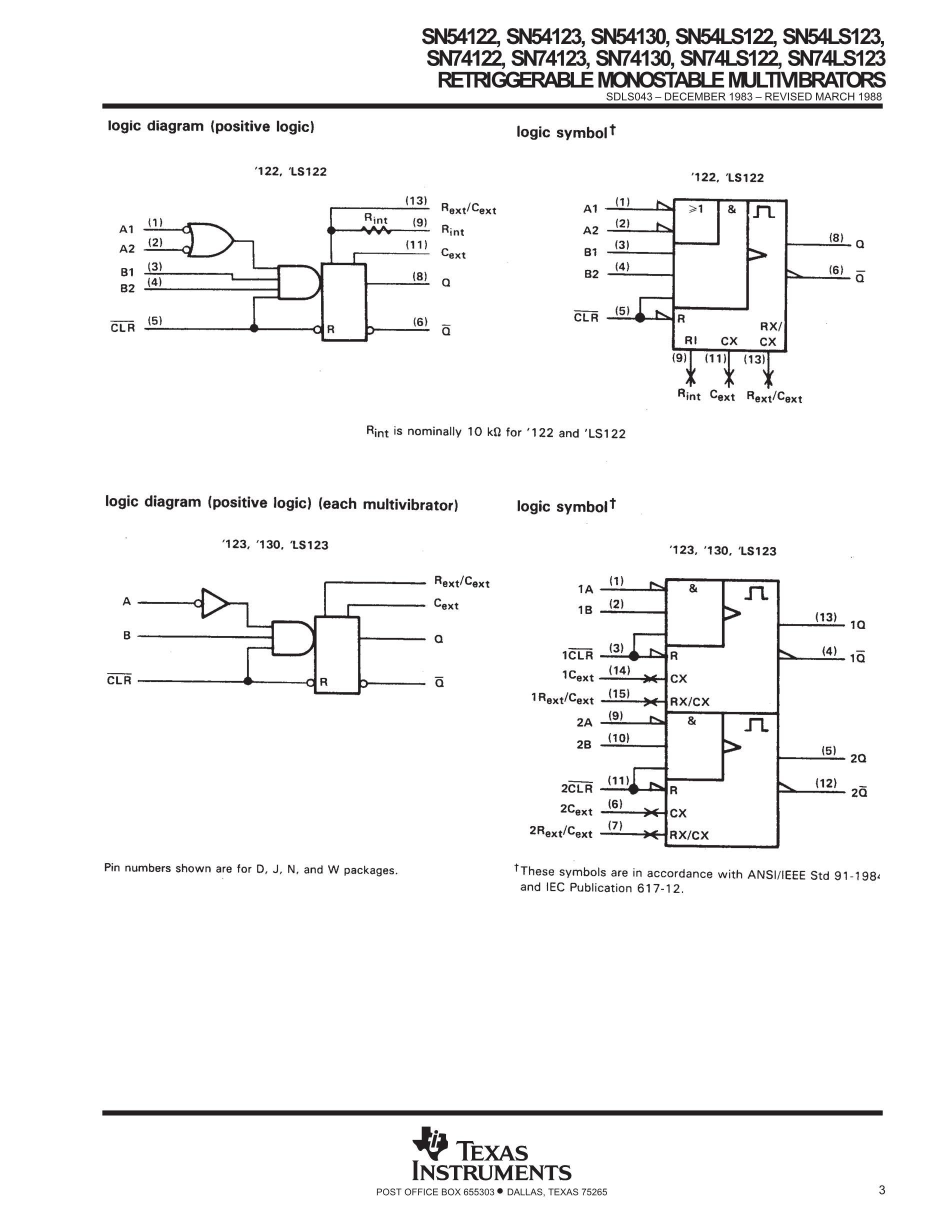 SN74123N's pdf picture 3