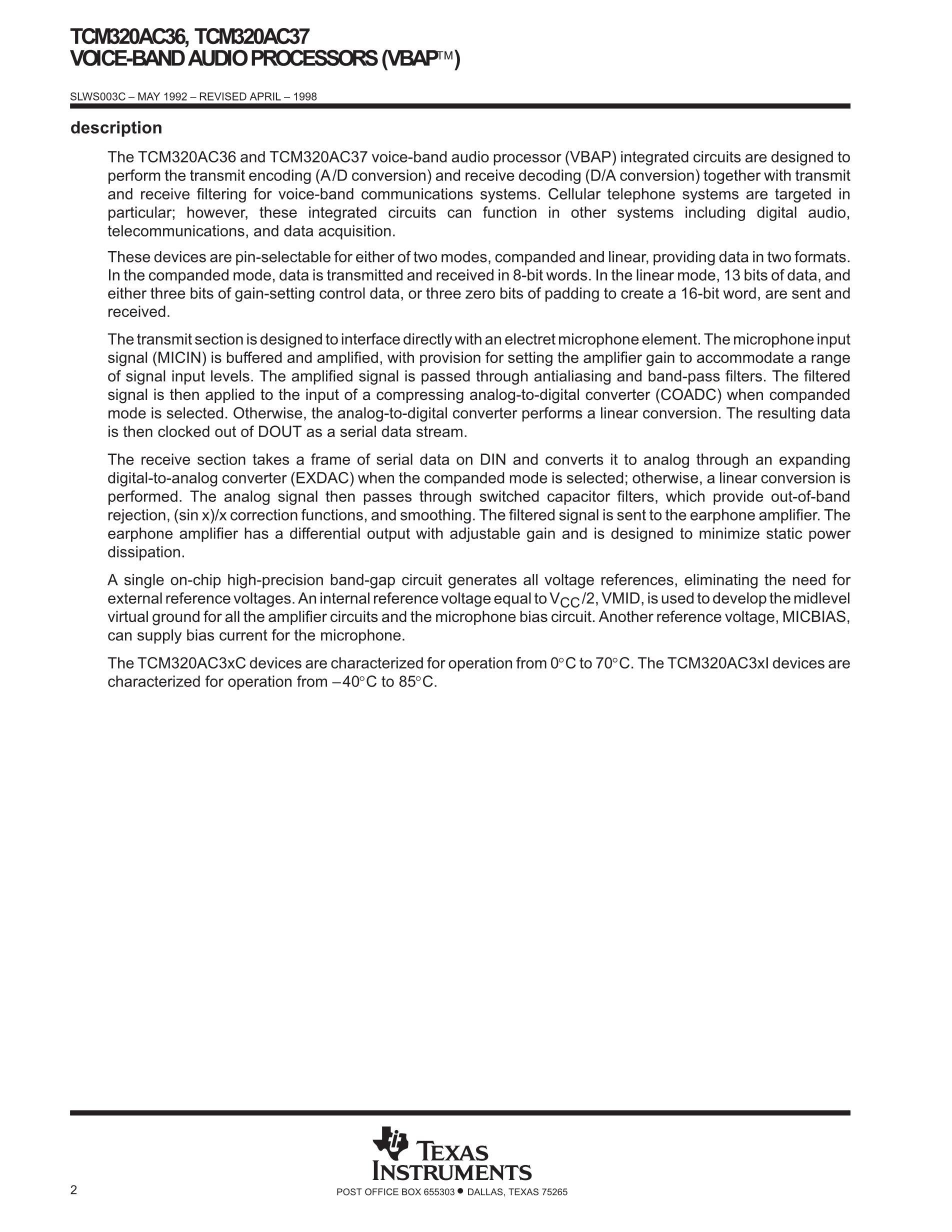 TCM320's pdf picture 2