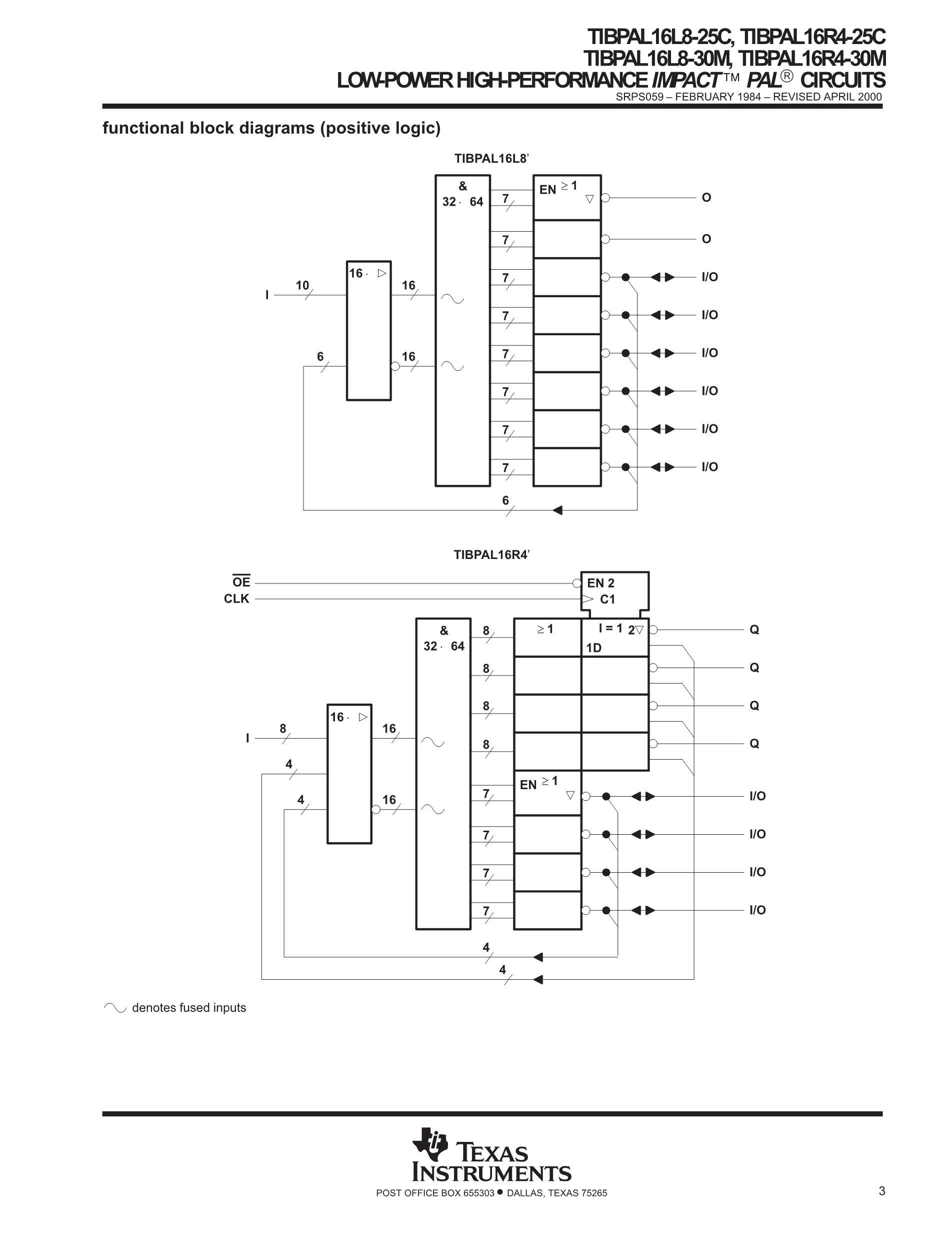 TIBPAL16R6-15CN's pdf picture 3