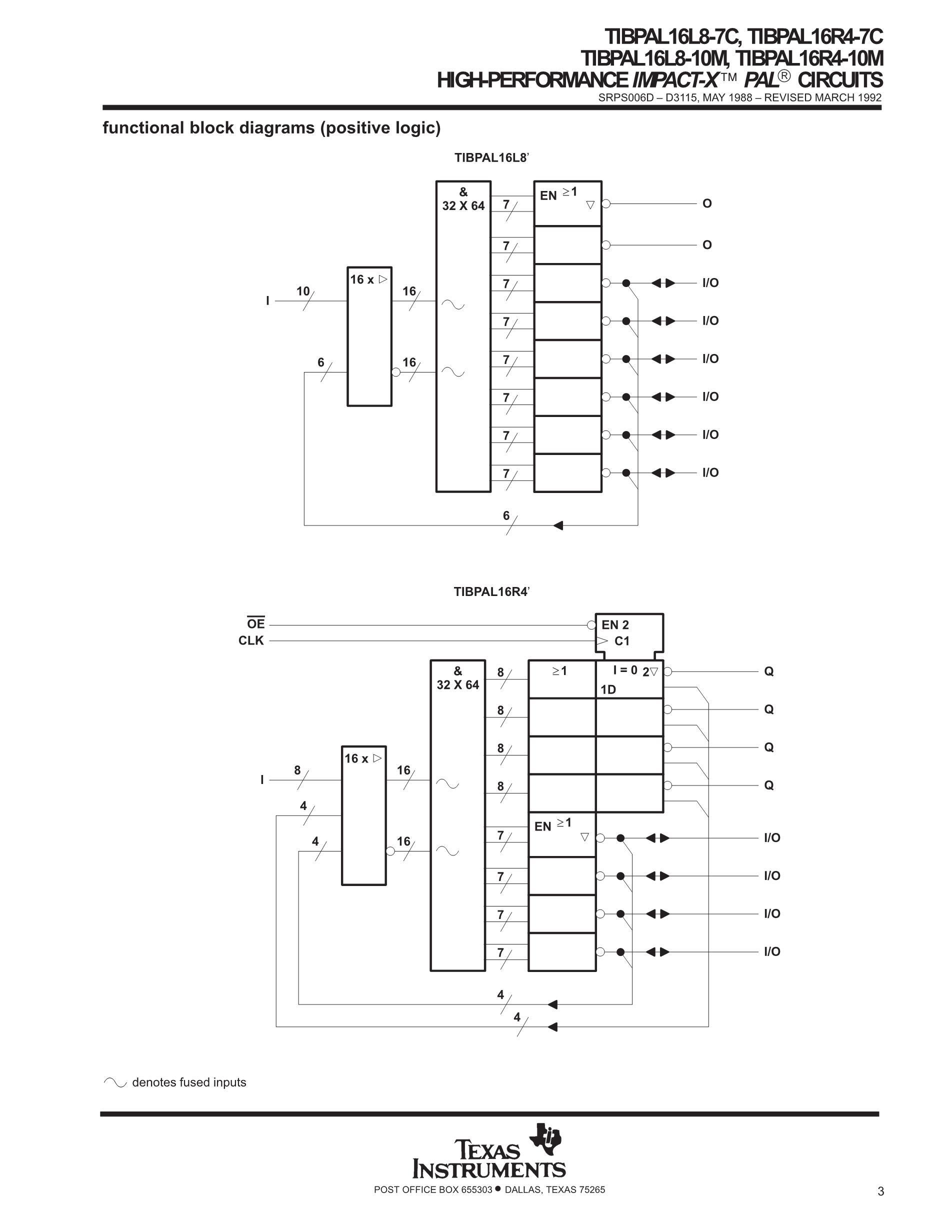 TIBPAL16L8-7CN's pdf picture 3