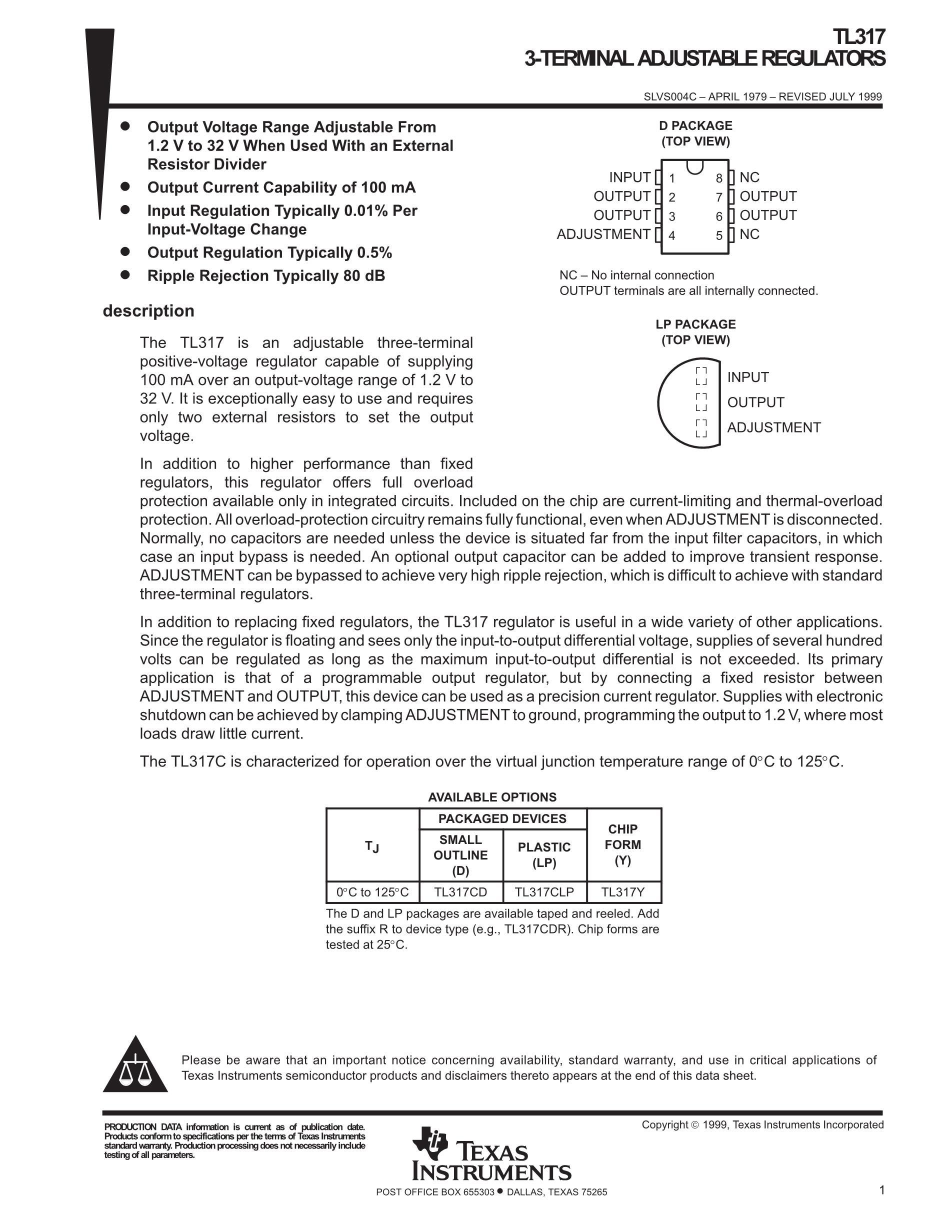 TL3116CPWR's pdf picture 1