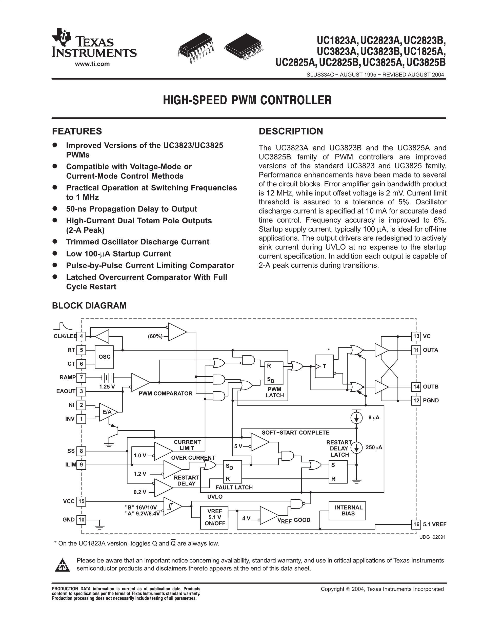 UC3872DWTR's pdf picture 1