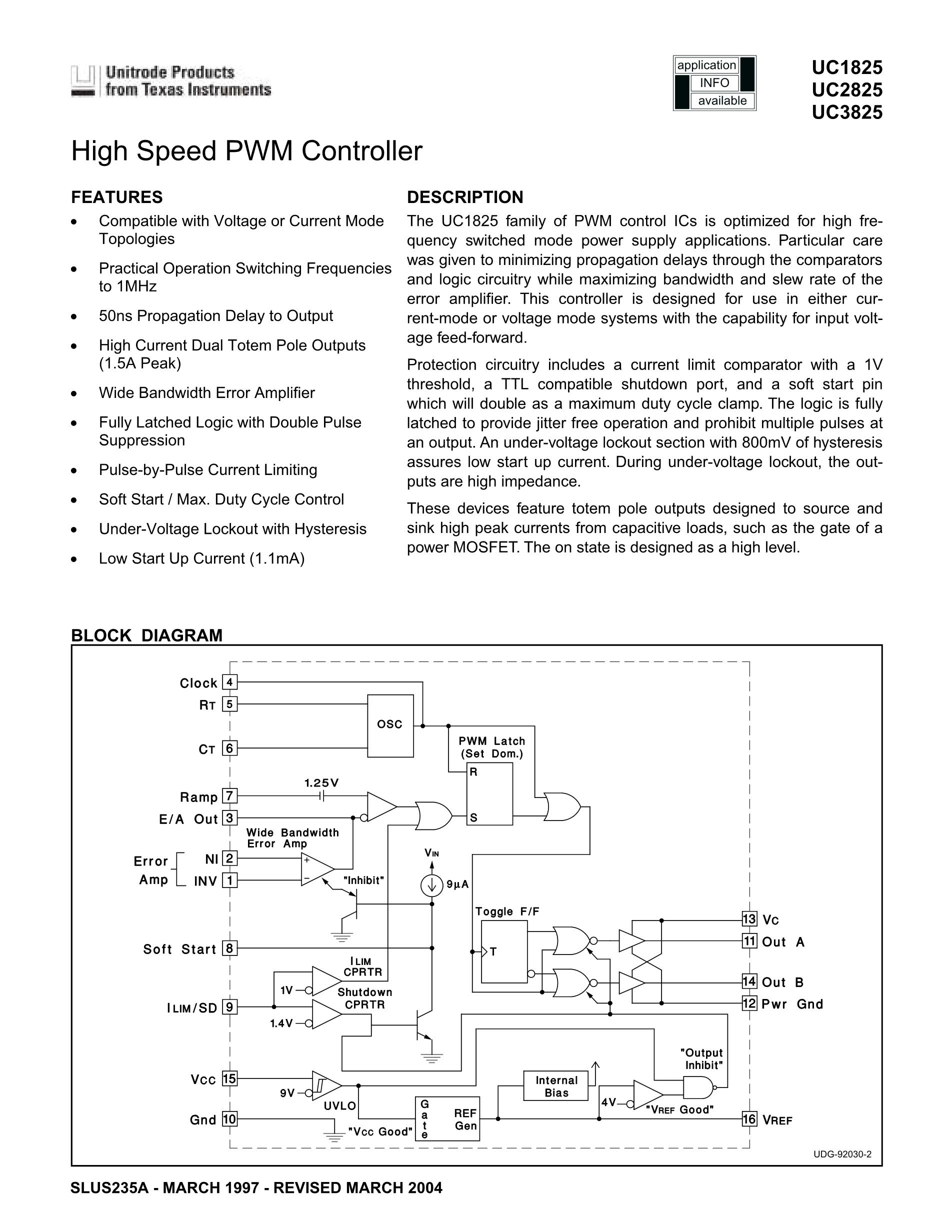 UC3825N's pdf picture 1