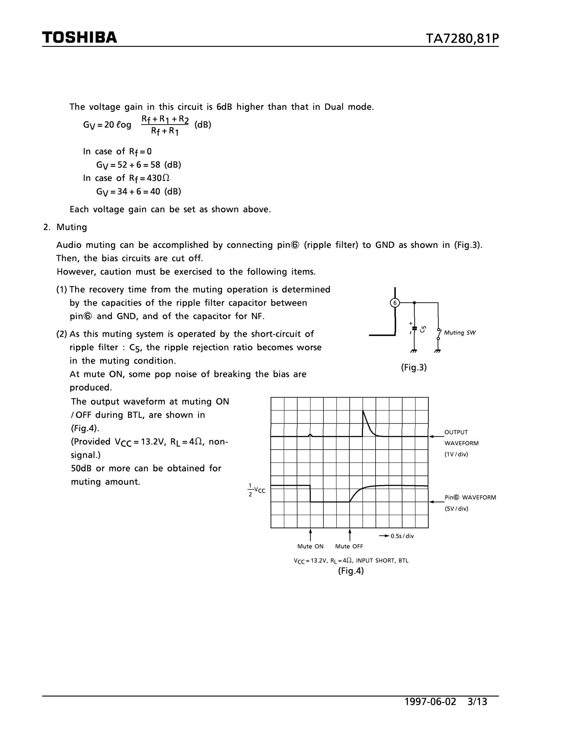 TA7262F's pdf picture 3