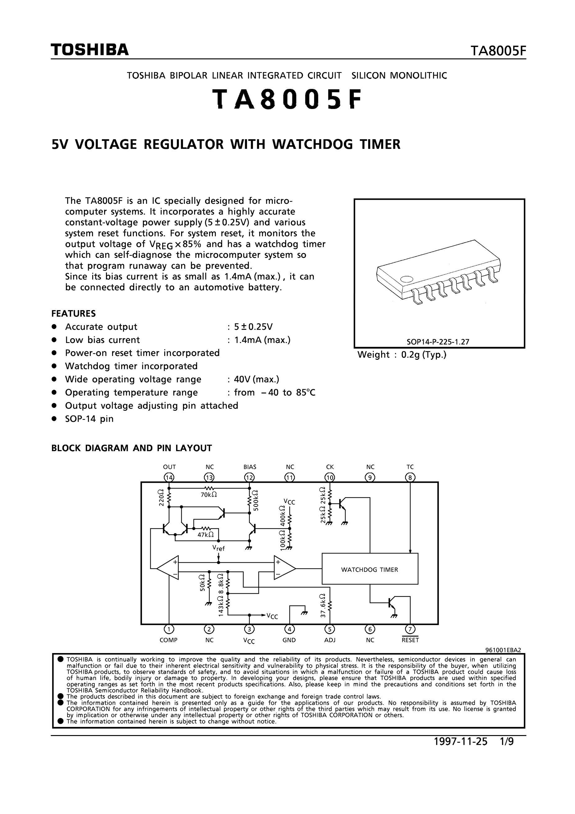 TA8097's pdf picture 1