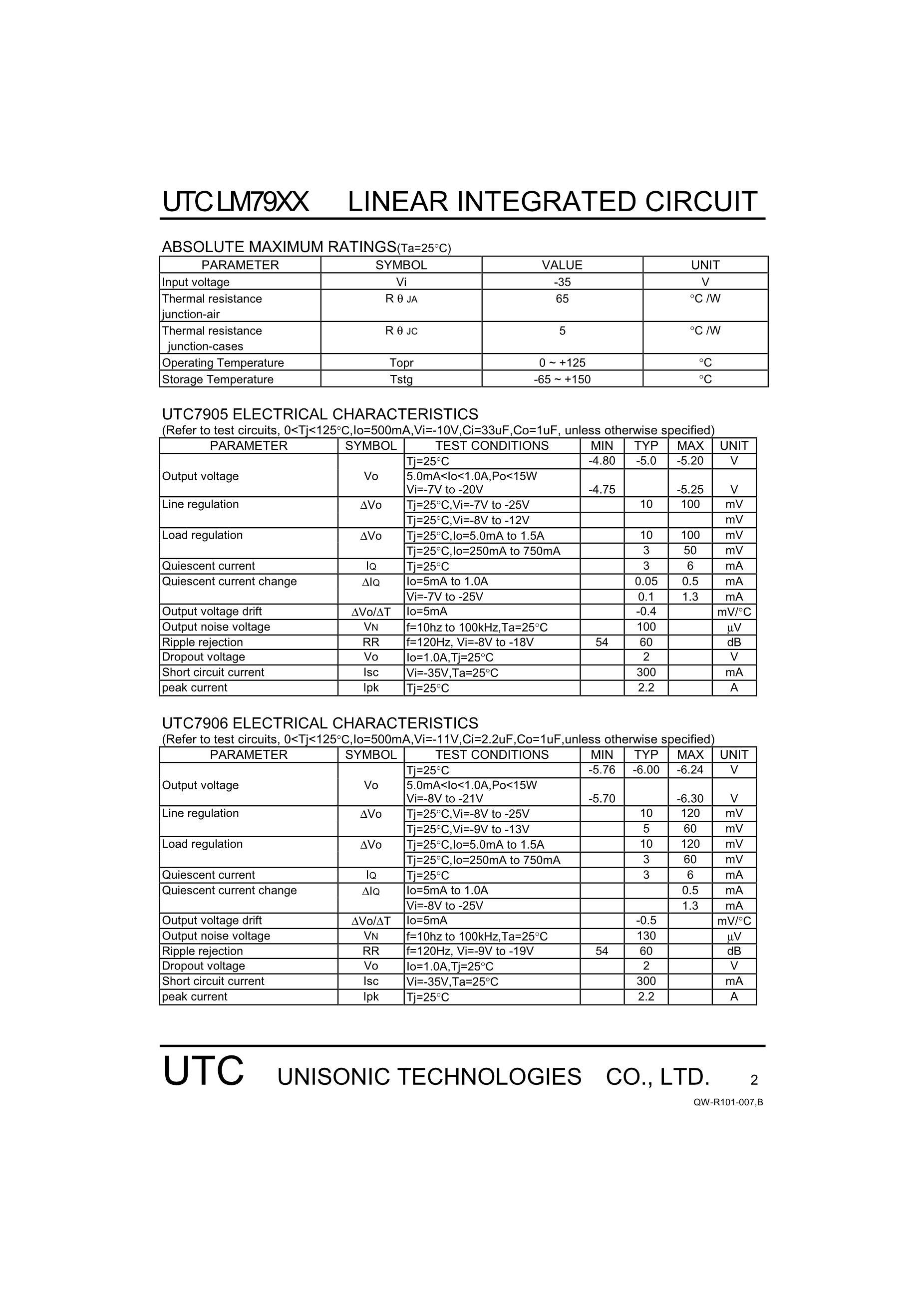 LM79L05A's pdf picture 2