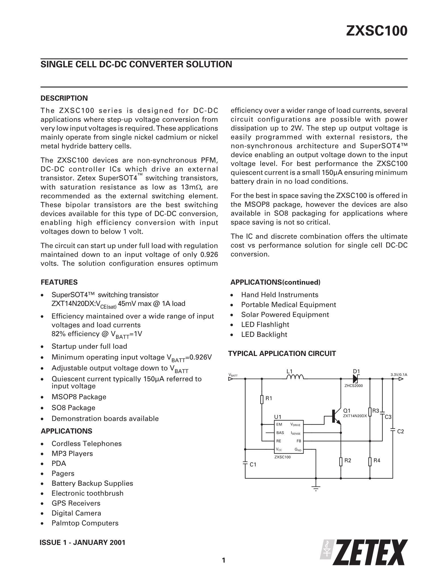 ZXSC100X8TA's pdf picture 1