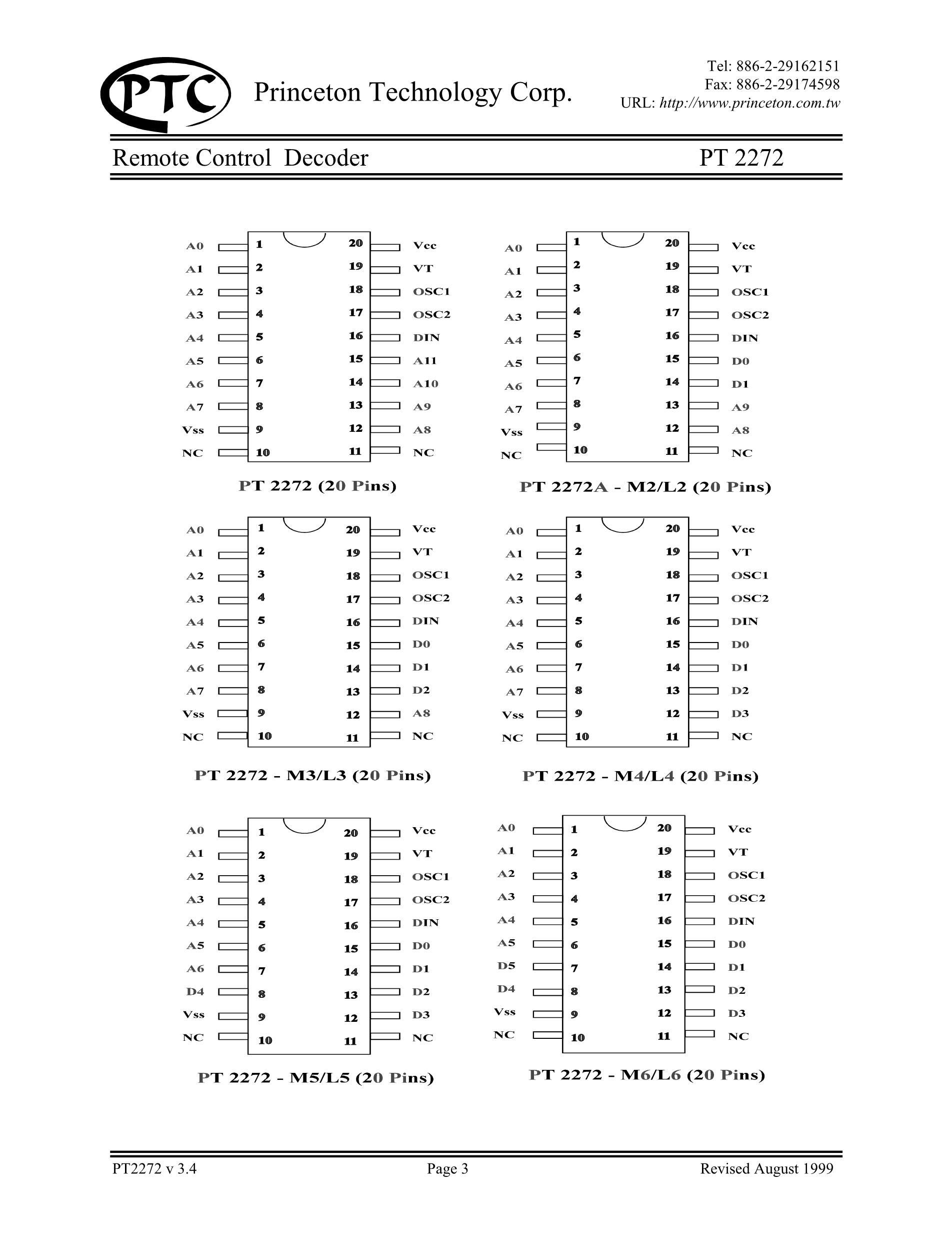 PT2272's pdf picture 3