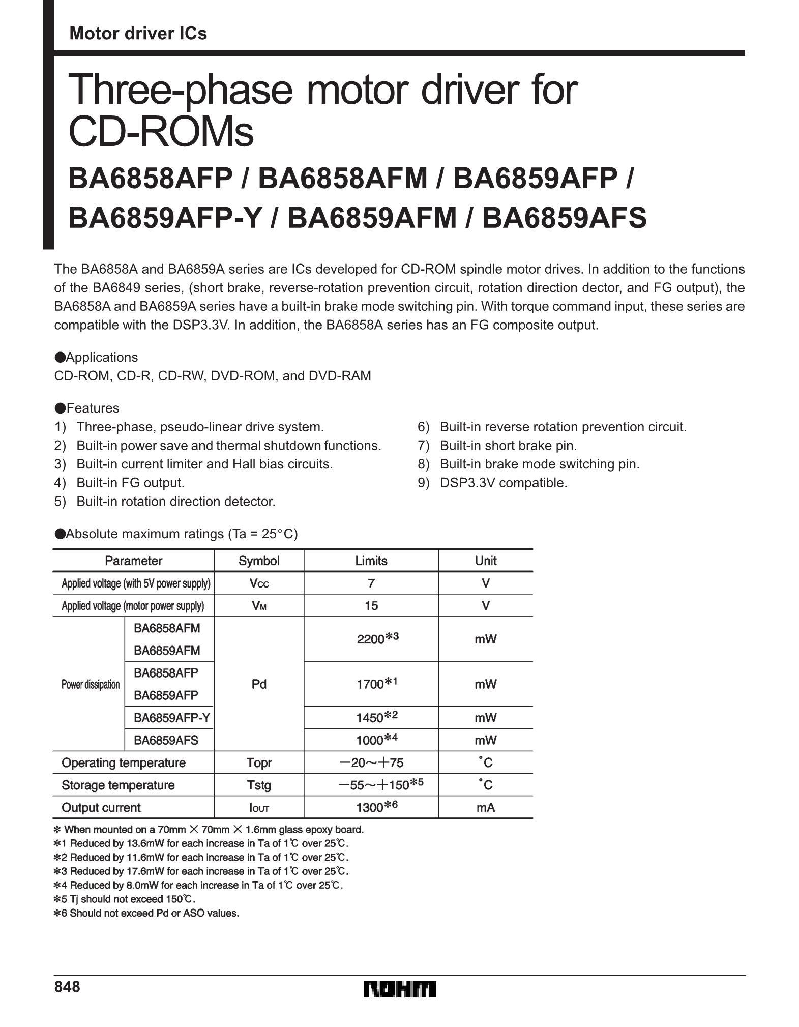 BA6800FP's pdf picture 1