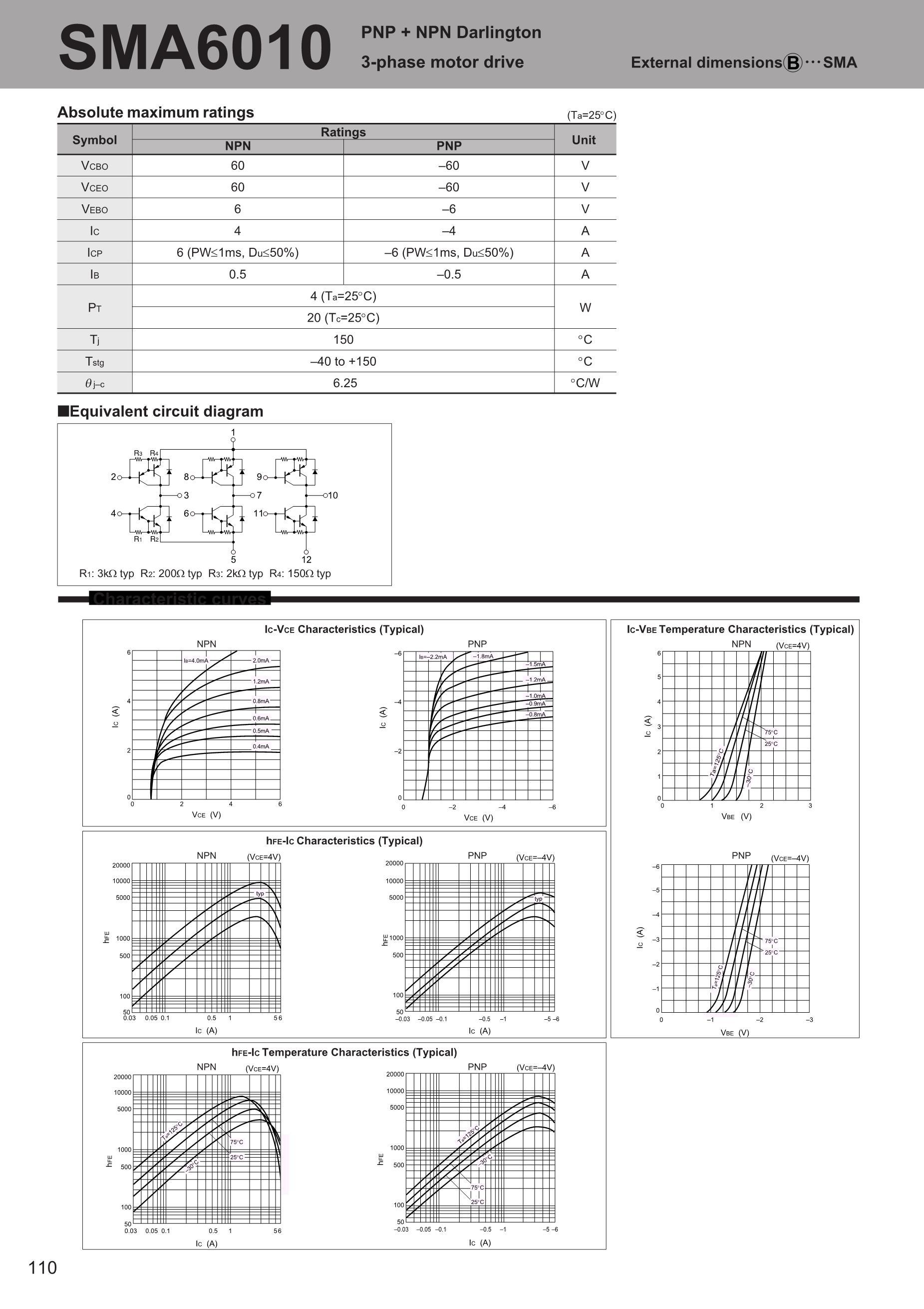 SMA6821MH's pdf picture 1