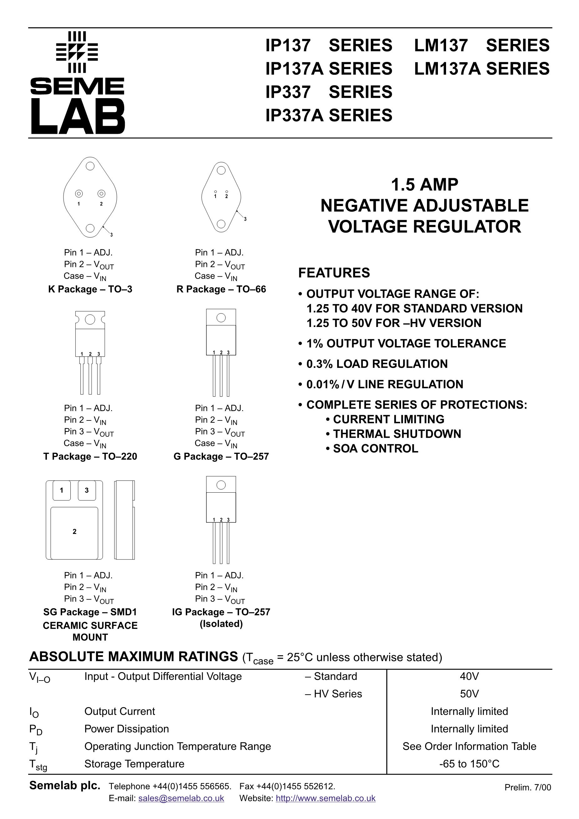 LM1117T-3.3 's pdf picture 1