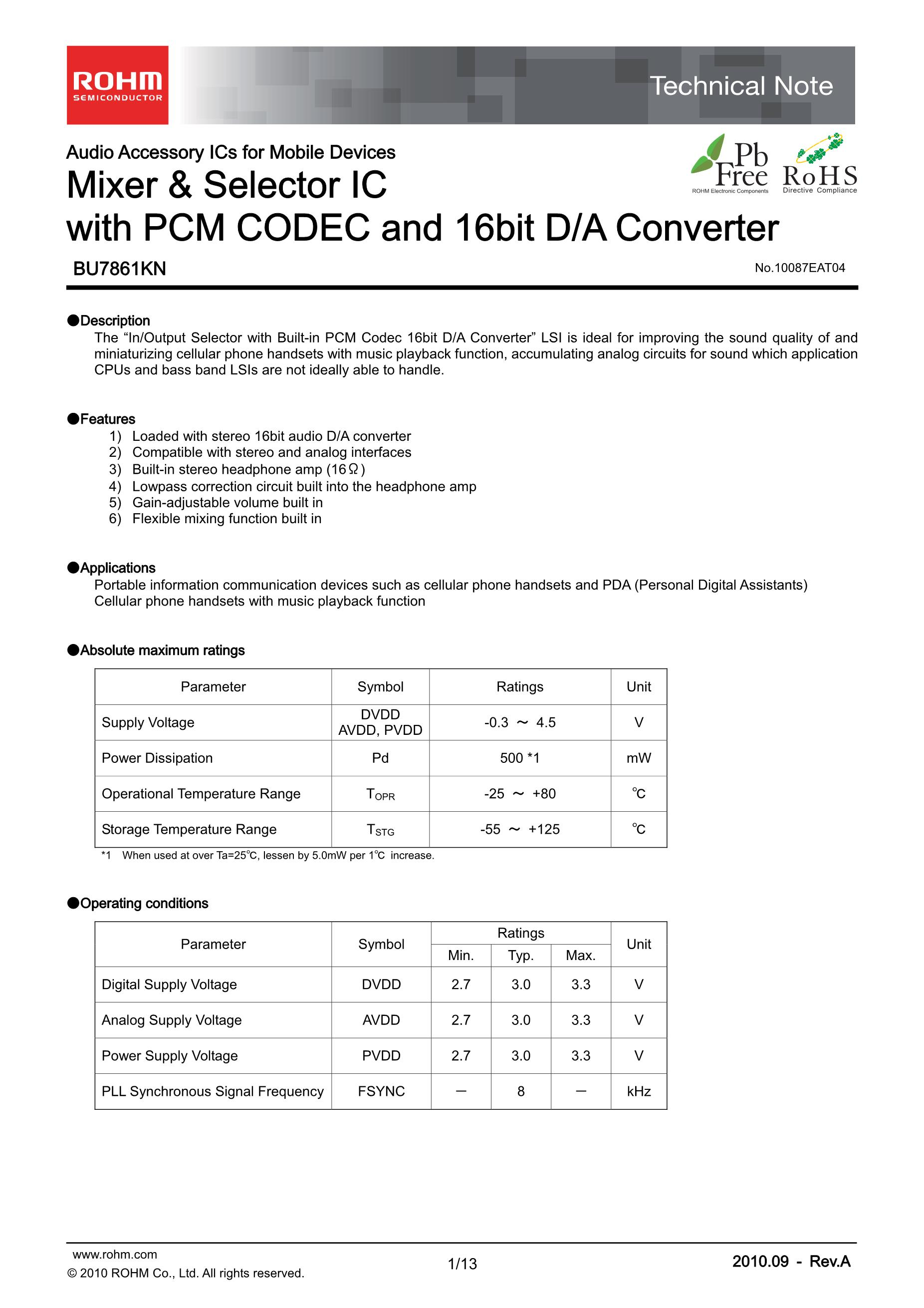 BD7836EFV-E2's pdf picture 1