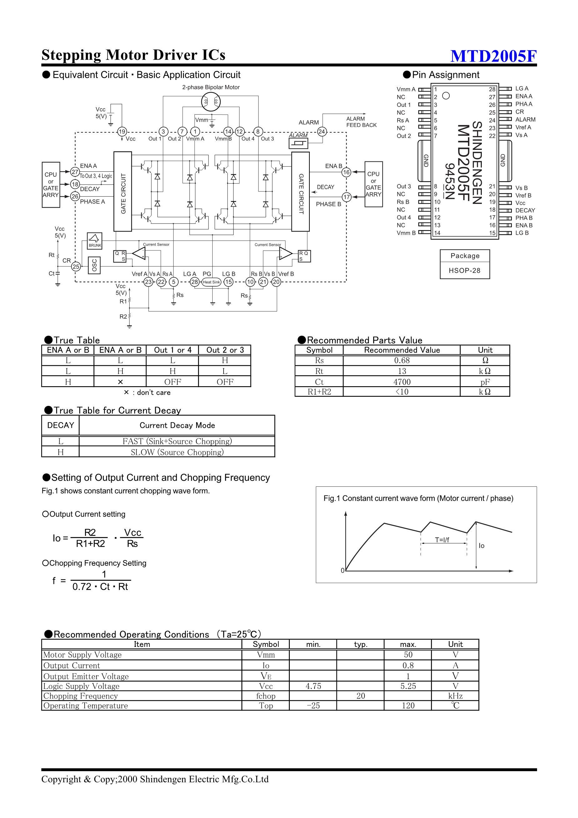 MTD2955VT4's pdf picture 2