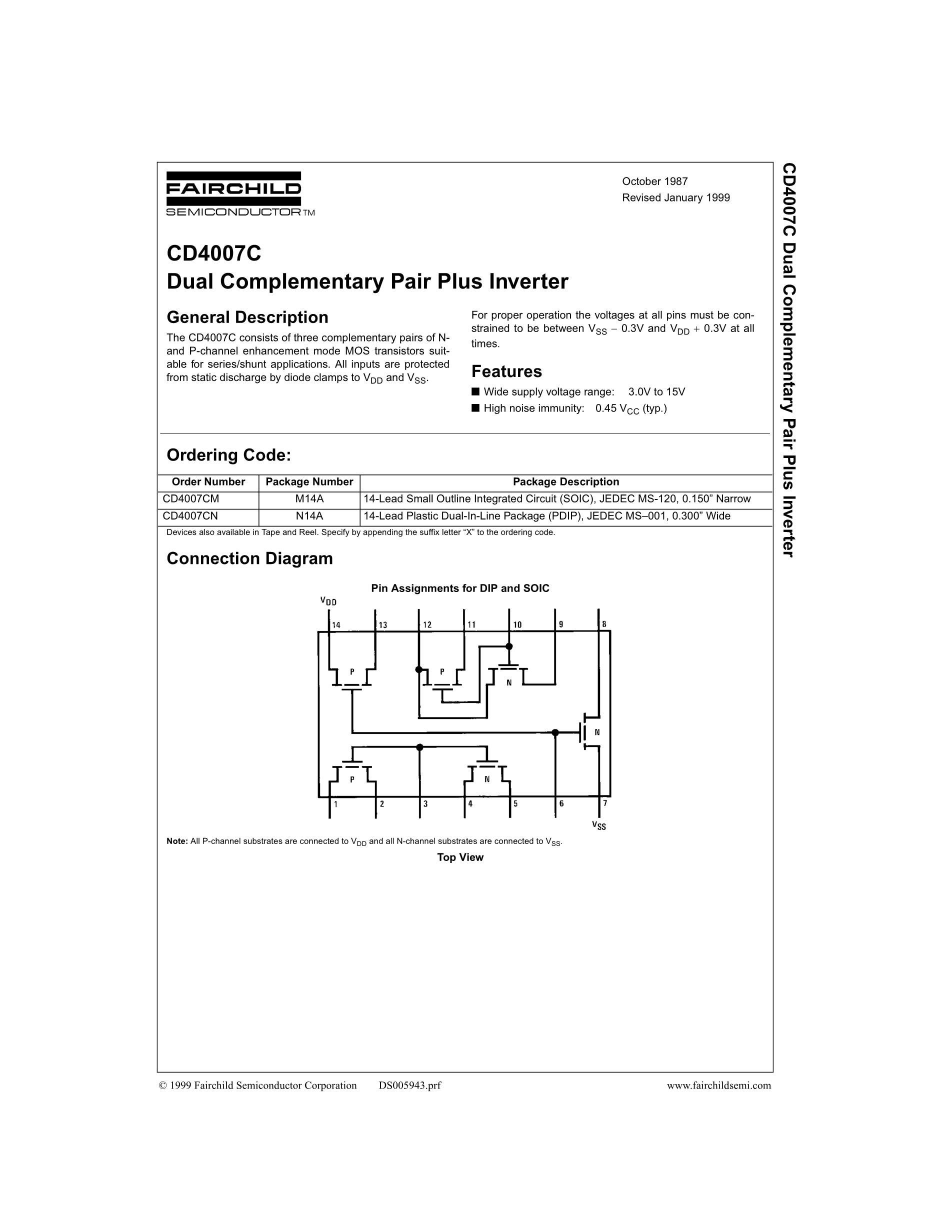 CD4007CN's pdf picture 1