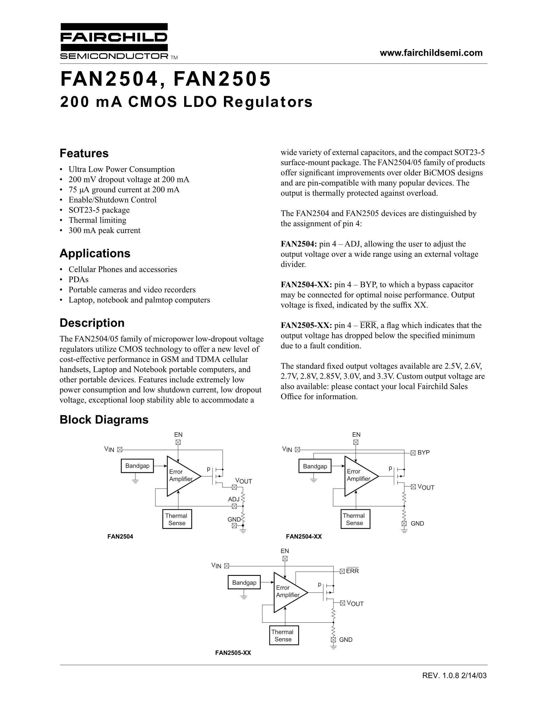 FAN2106MP's pdf picture 1