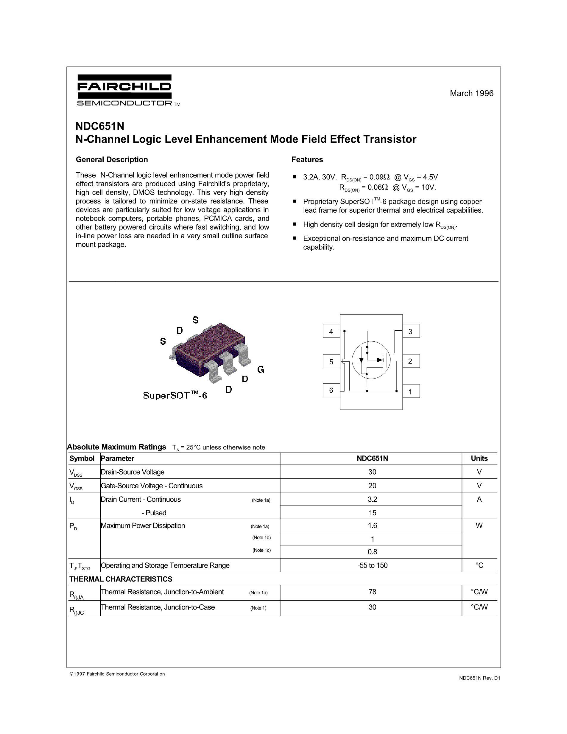 NDC651N/651's pdf picture 1