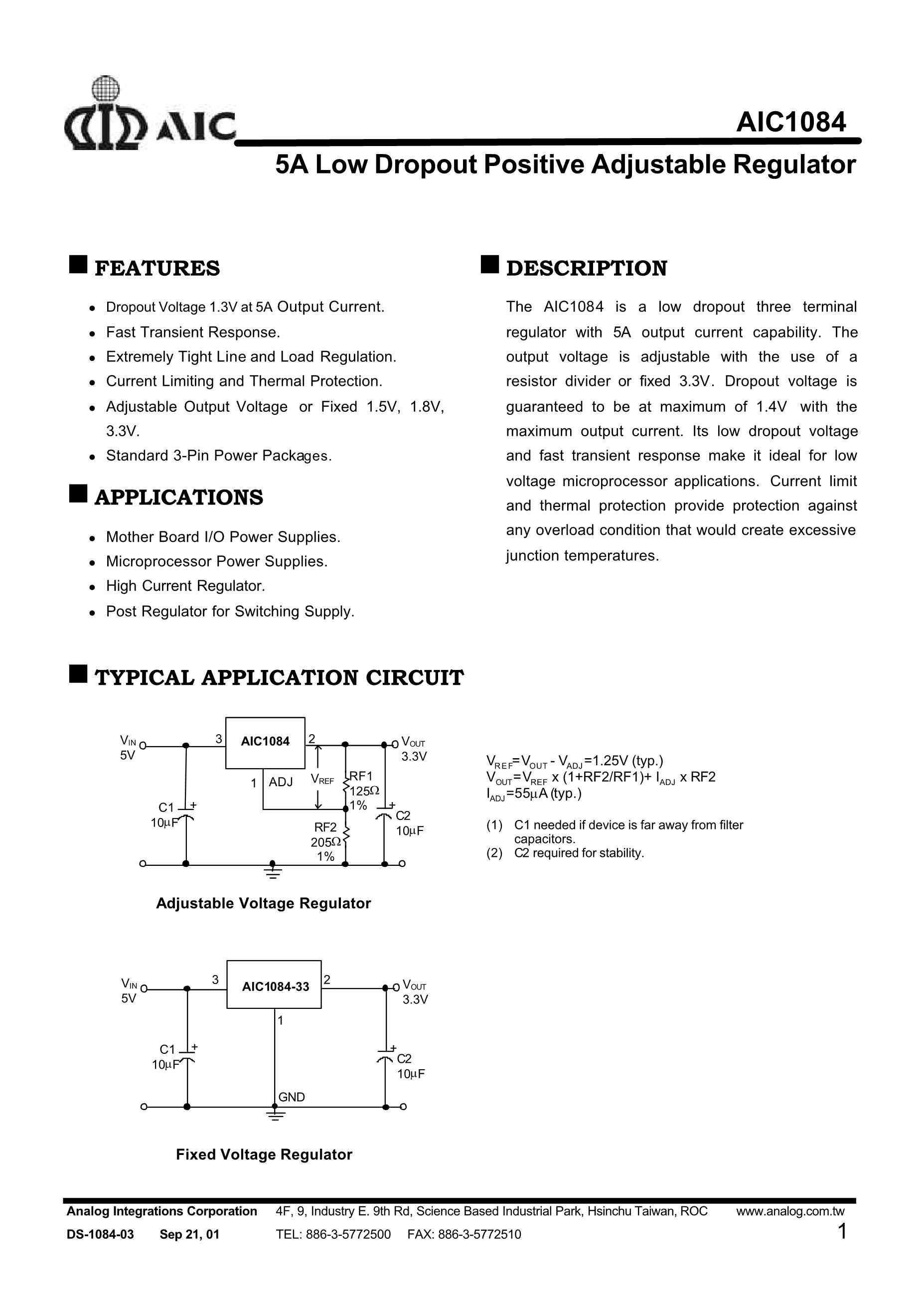 AIC111RHBRG4's pdf picture 1