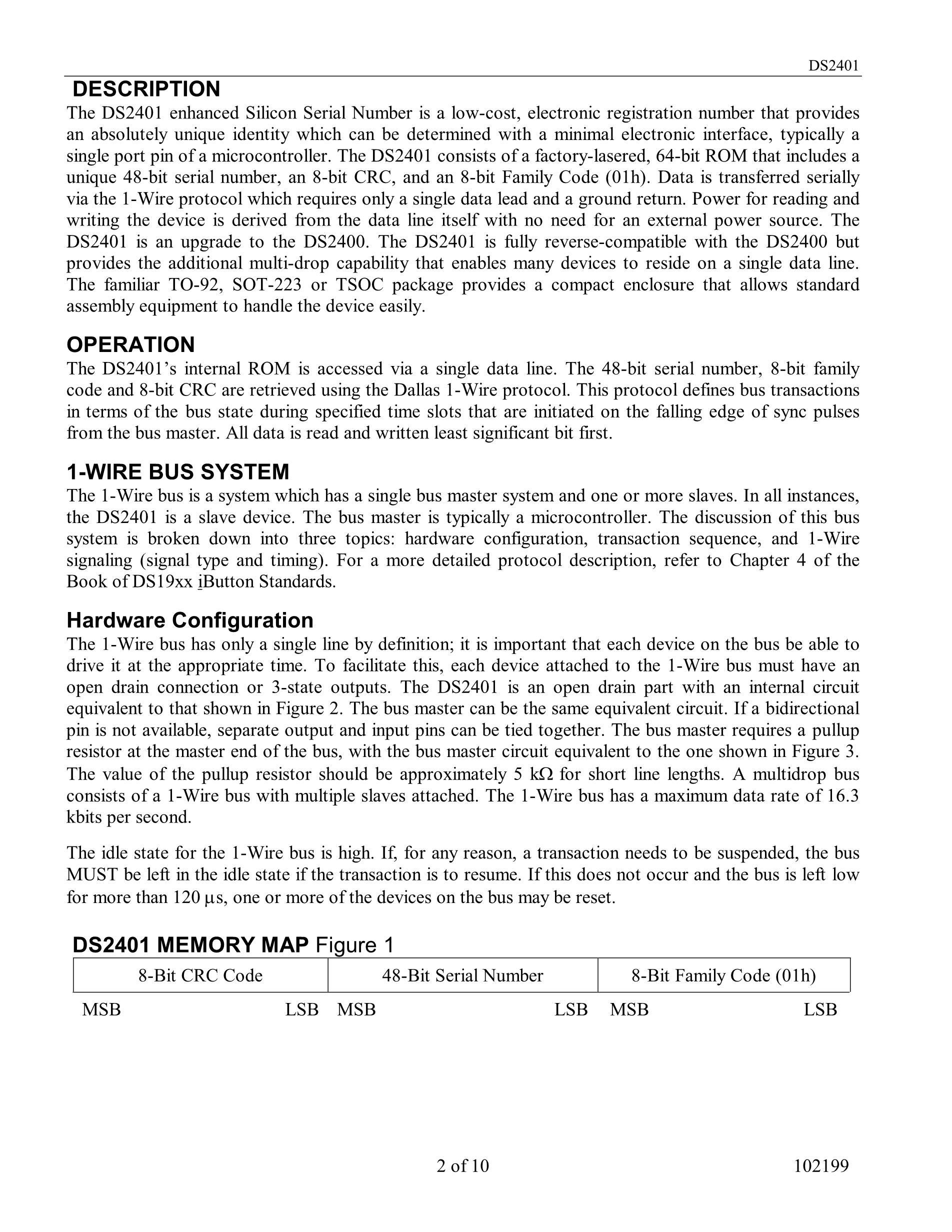 DS2411P+'s pdf picture 2