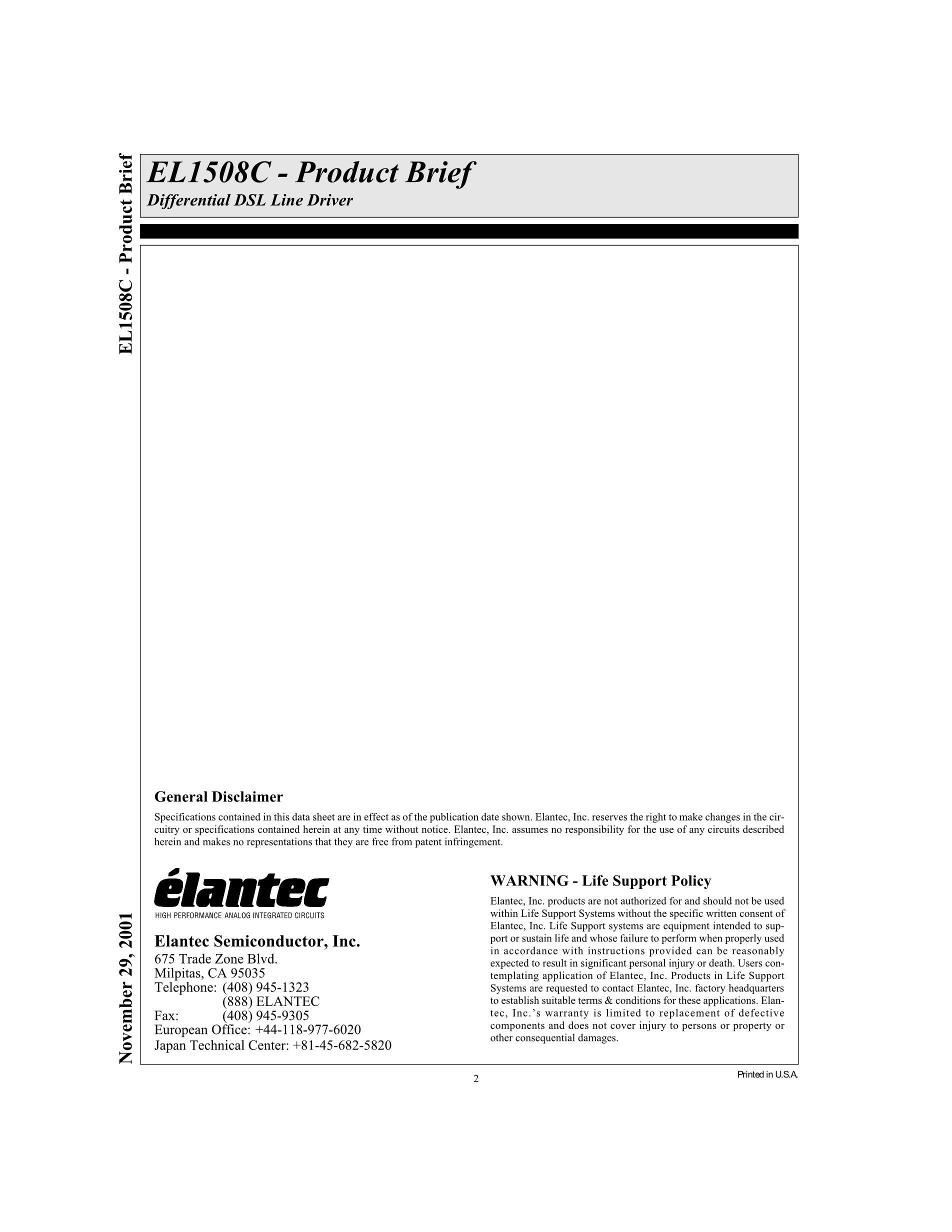 EL1509CS's pdf picture 2